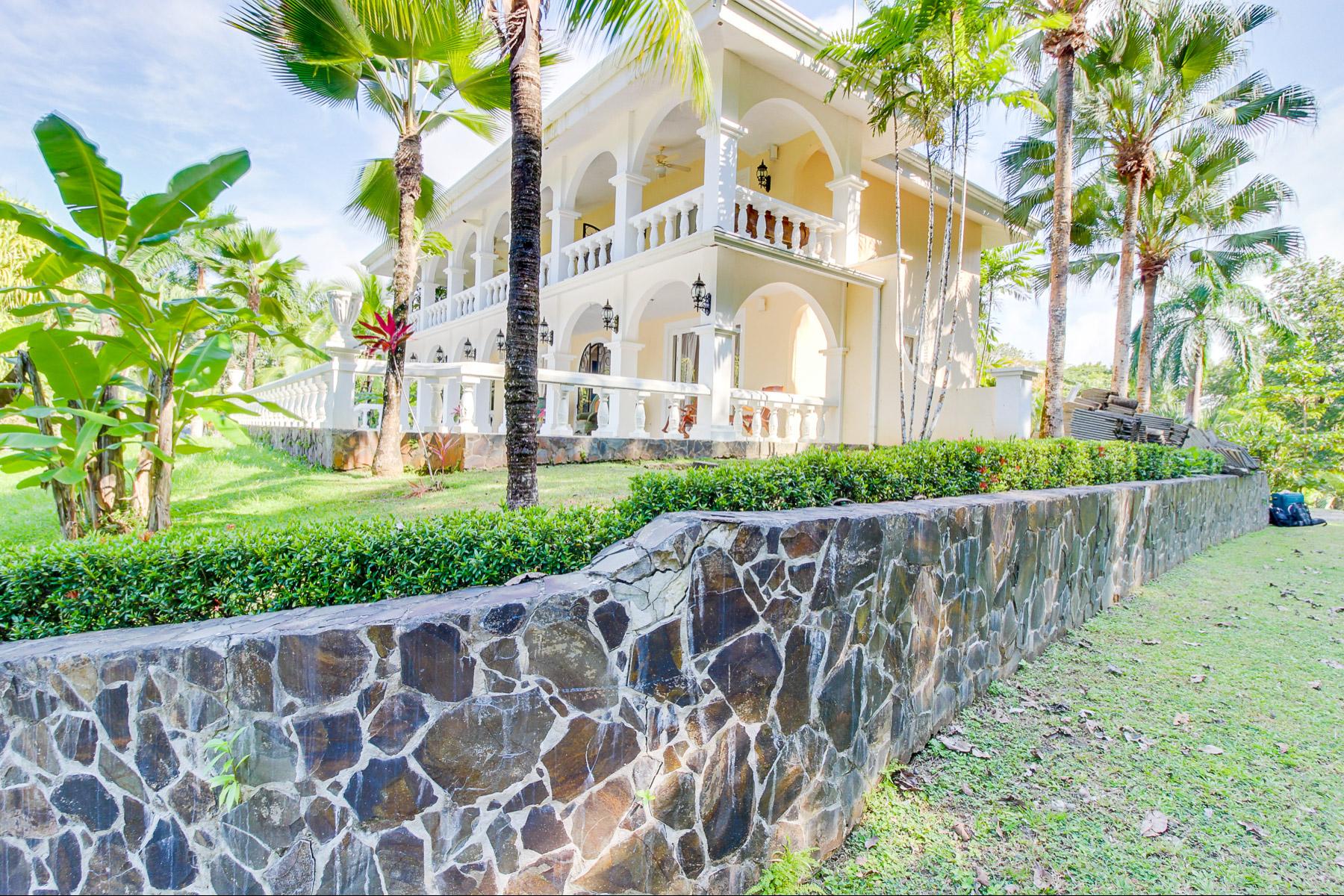 Hacienda and Estancia Homes por un Venta en La Quebrada del Mar Puntarenas, Puntarenas Costa Rica