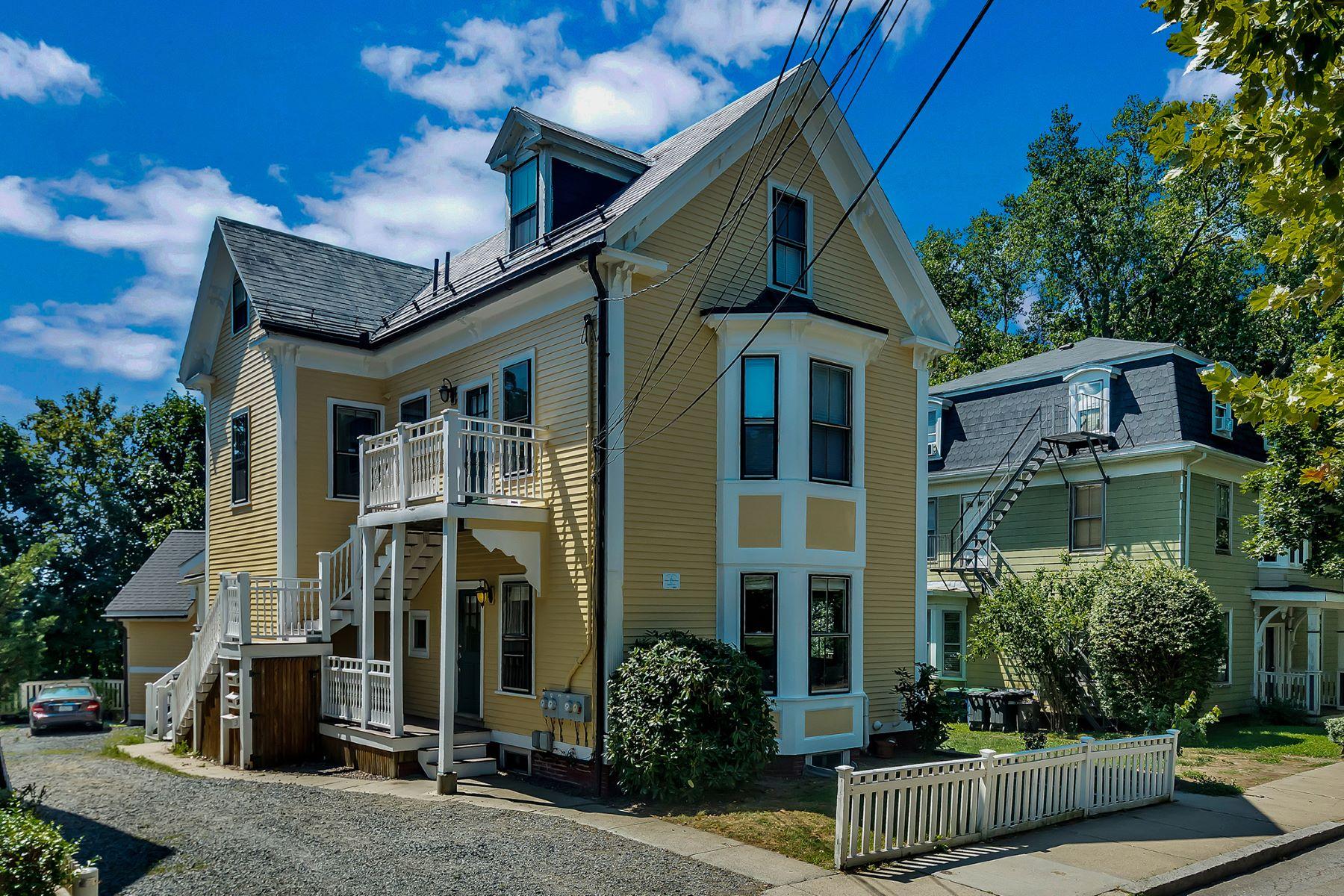 Condominiums pour l Vente à 8 Aldersey St 1 Somerville, Massachusetts 02143 États-Unis