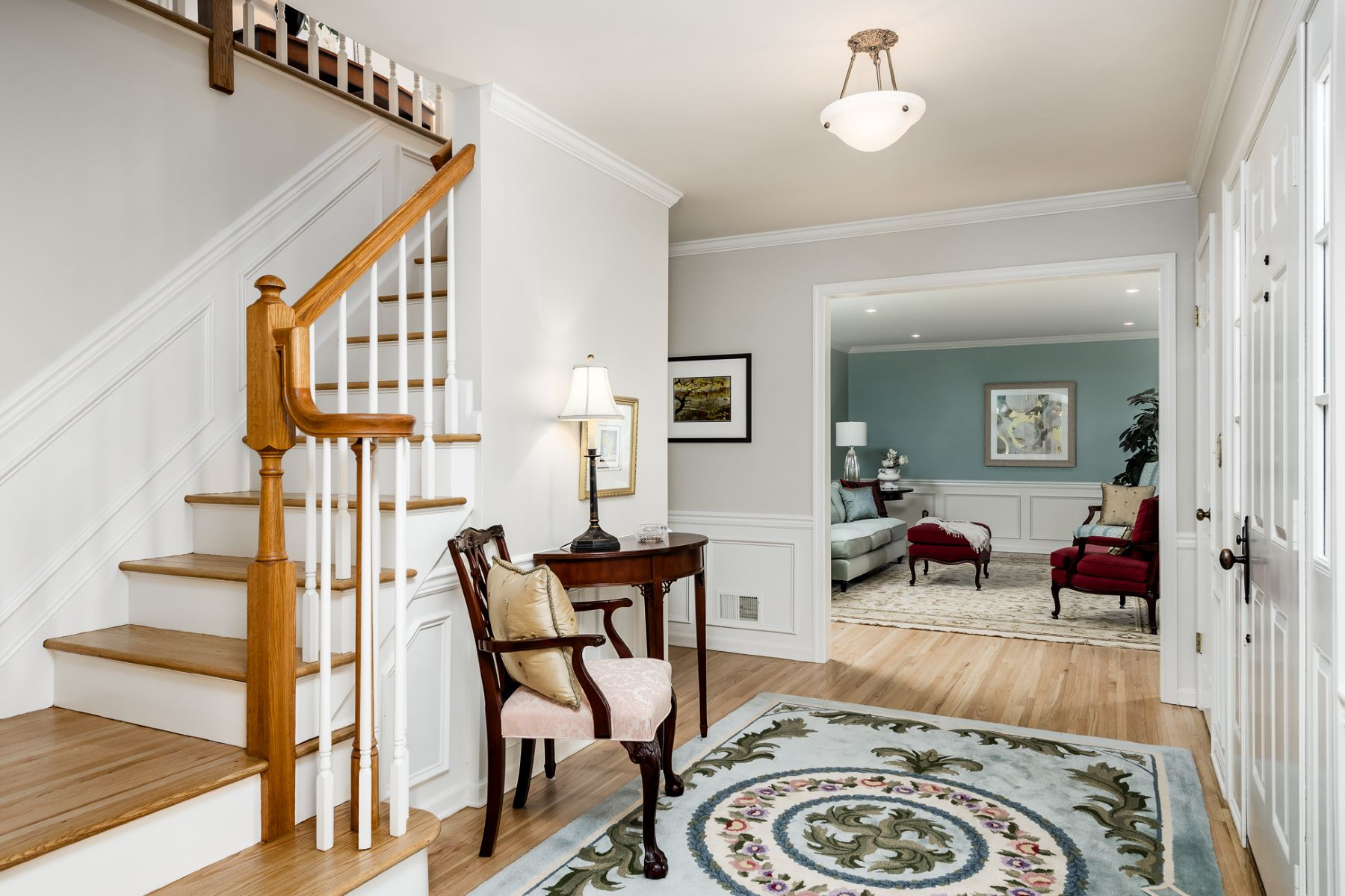 Additional photo for property listing at Beyond All Expectations in Princeton Oaks 9 Howard Drive, West Windsor, New Jersey 08550 United States