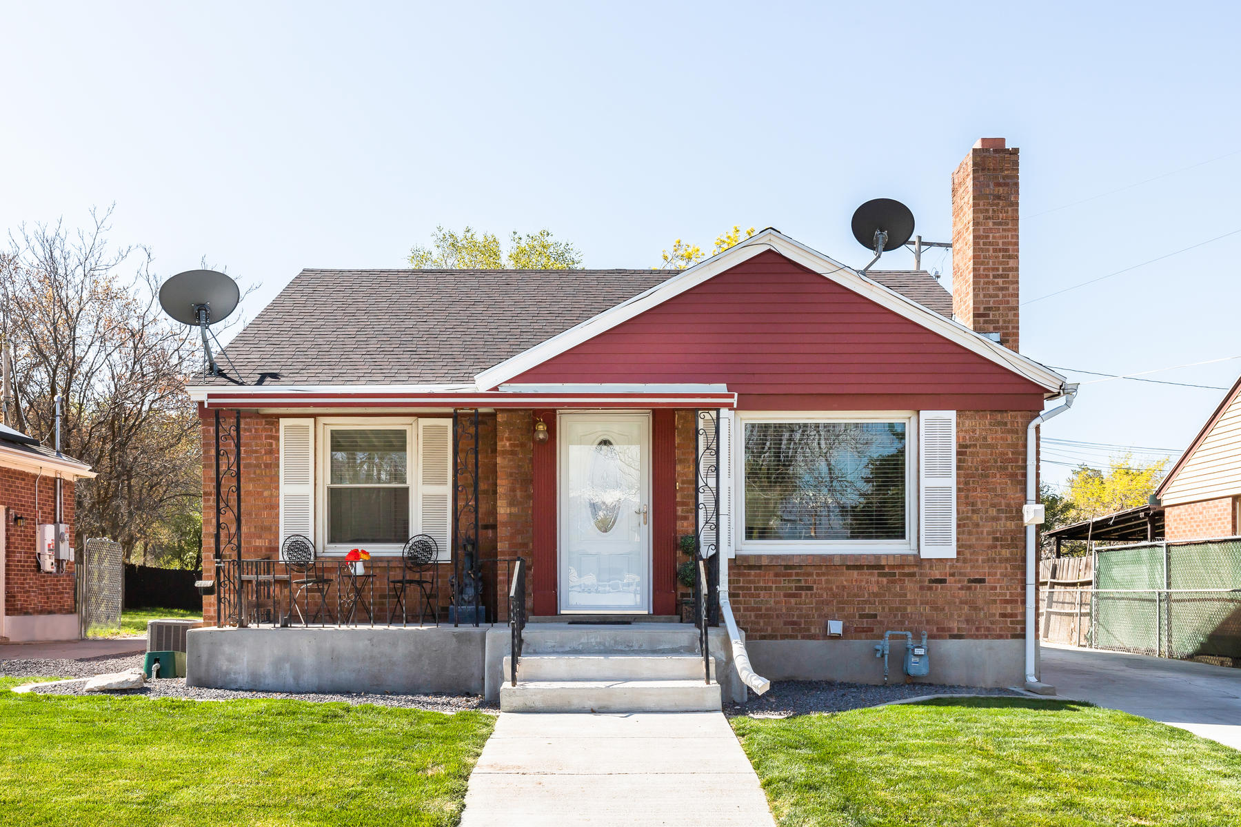 Single Family Homes 용 매매 에 Renovated, Updated & Impeccably Maintained 923 E 22nd St, Ogden, 유타 84401 미국