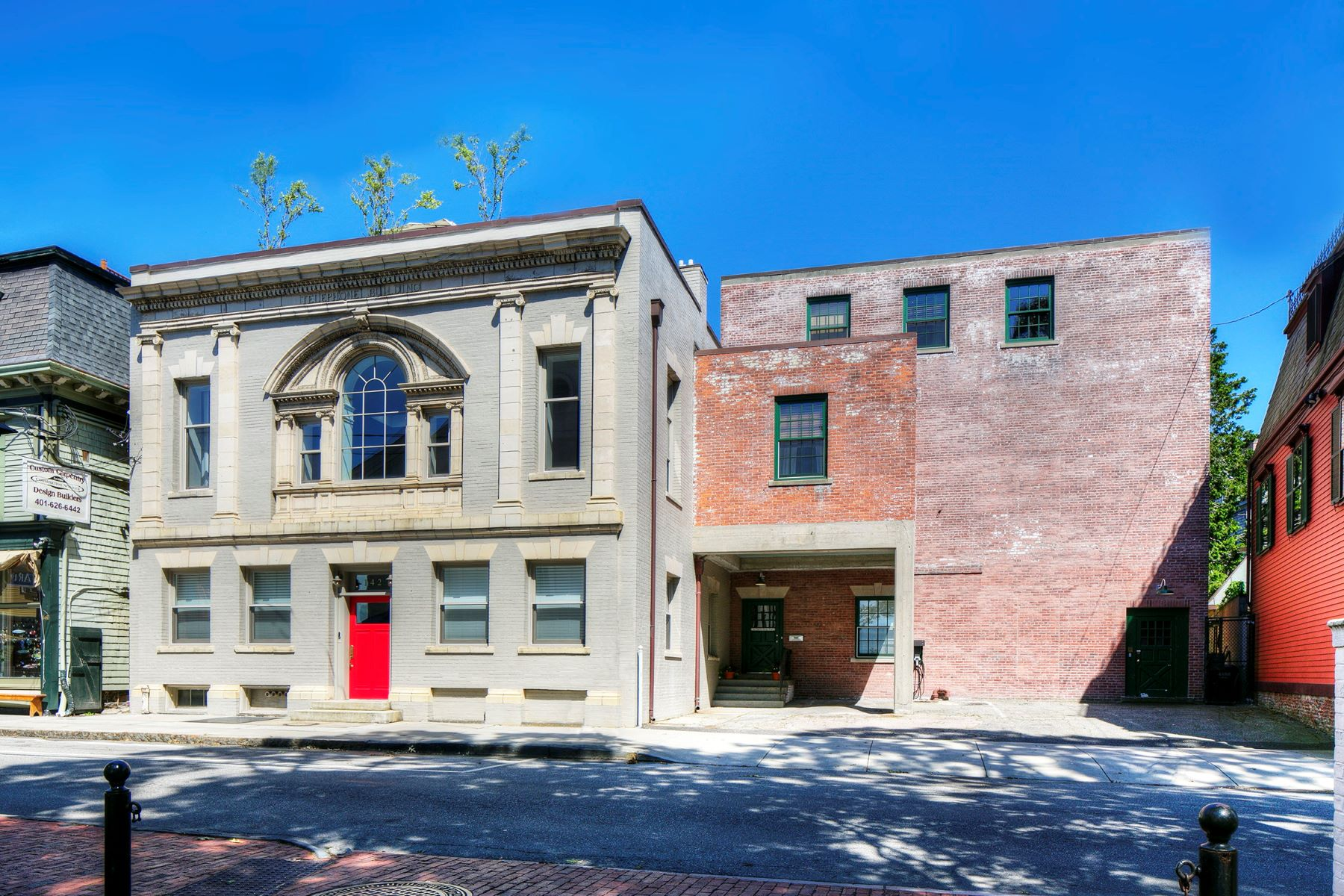 Additional photo for property listing at The Telephone Building 142 Spring Street Newport, Rhode Island 02840 United States