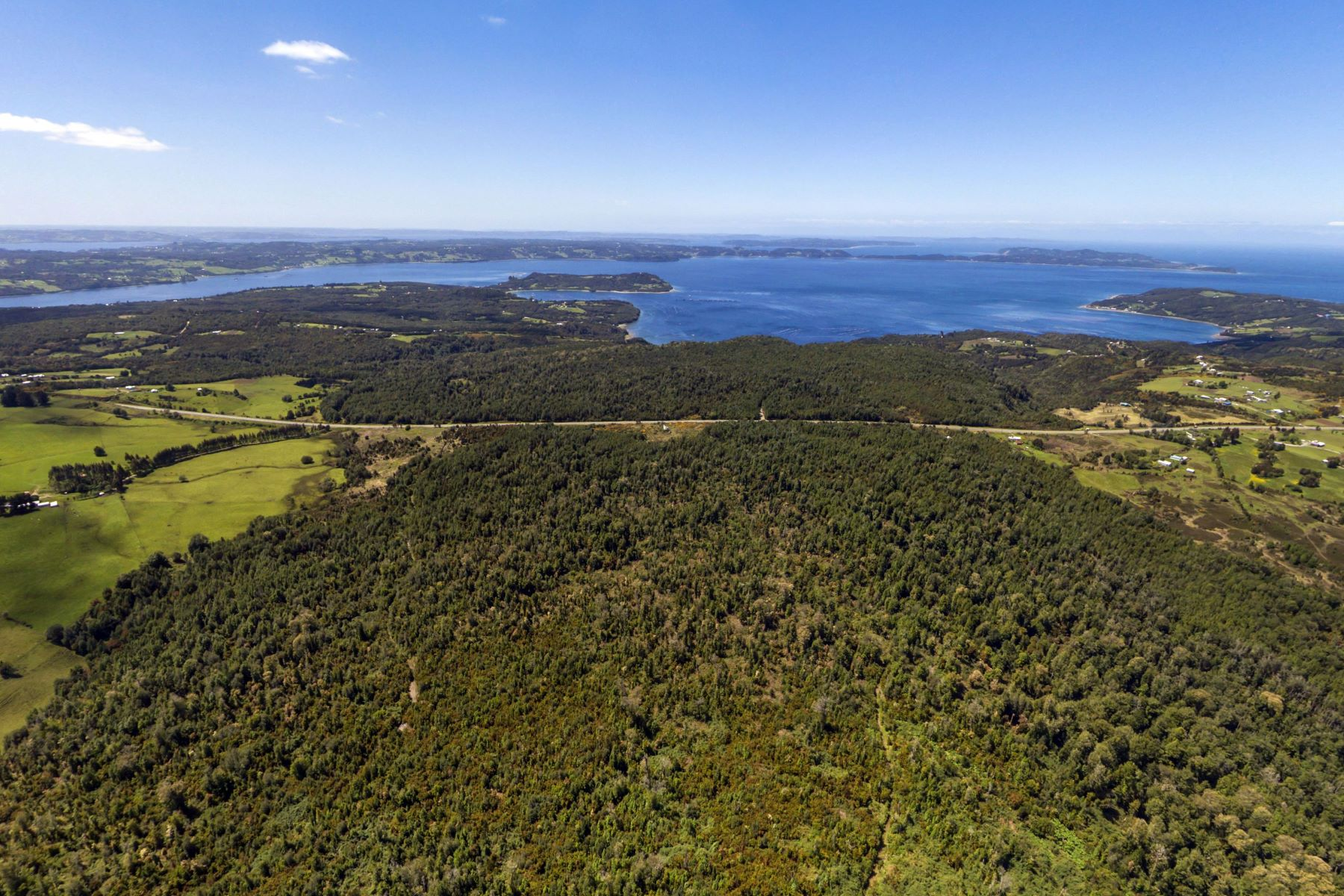Land for Sale at Lots at Tarahuin Lake, Chonchi, Chiloé Castro, Los Lagos Chile