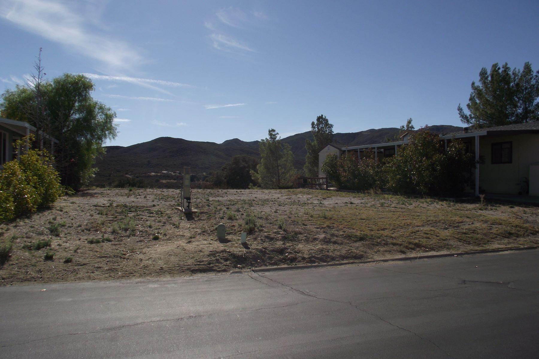 Terreno para Venda às Stone Ridge at Warner Springs 35109 Highway 79 Unit #224/ Space #225, Warner Springs, Califórnia 92086 Estados Unidos