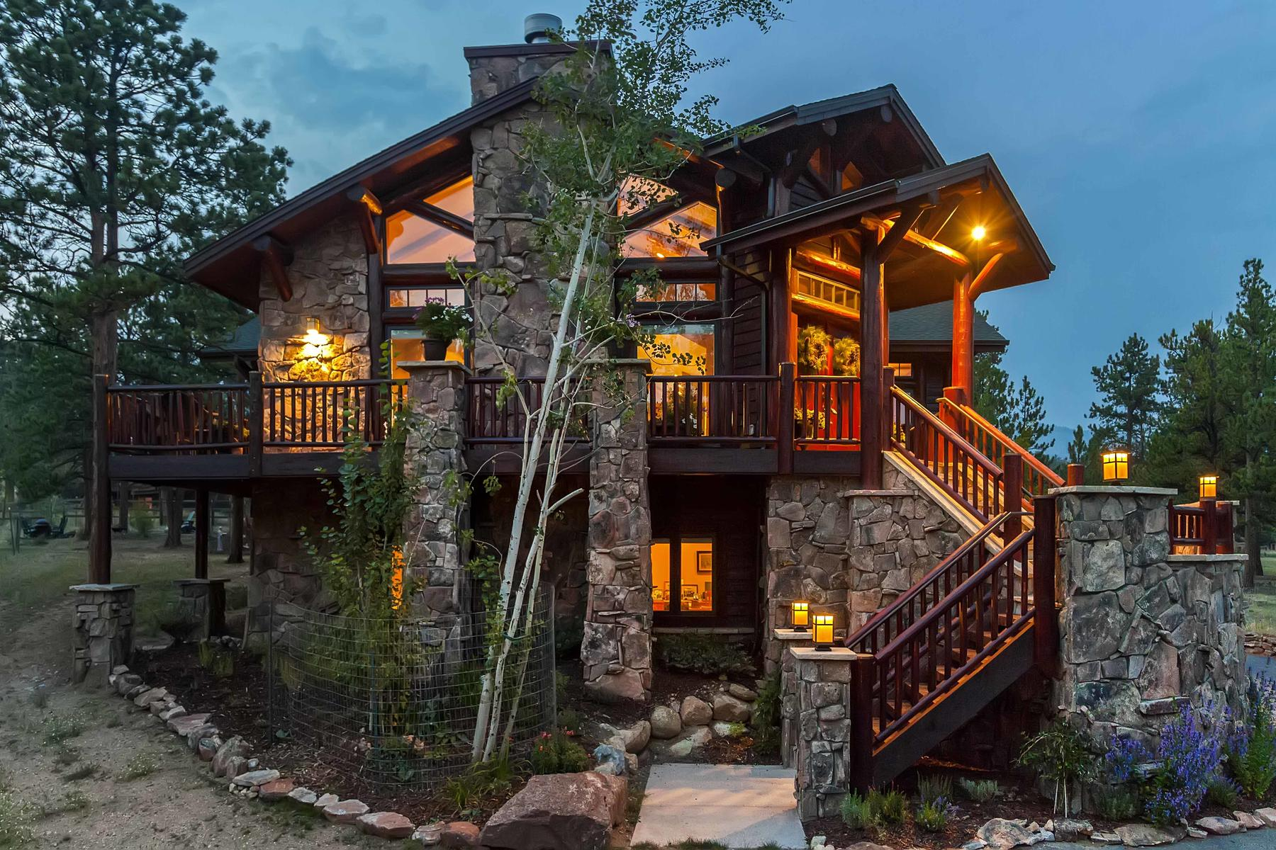 Additional photo for property listing at Timeless Design And Magnificence 699 Findley Ct Estes Park, Colorado 80517 United States