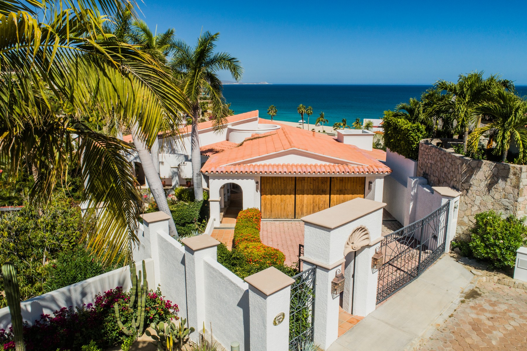 Single Family Home for Sale at Casa Ensueño 26 Palmilla Norte San Jose Corridor San Jose Del Cabo, 23406 Mexico