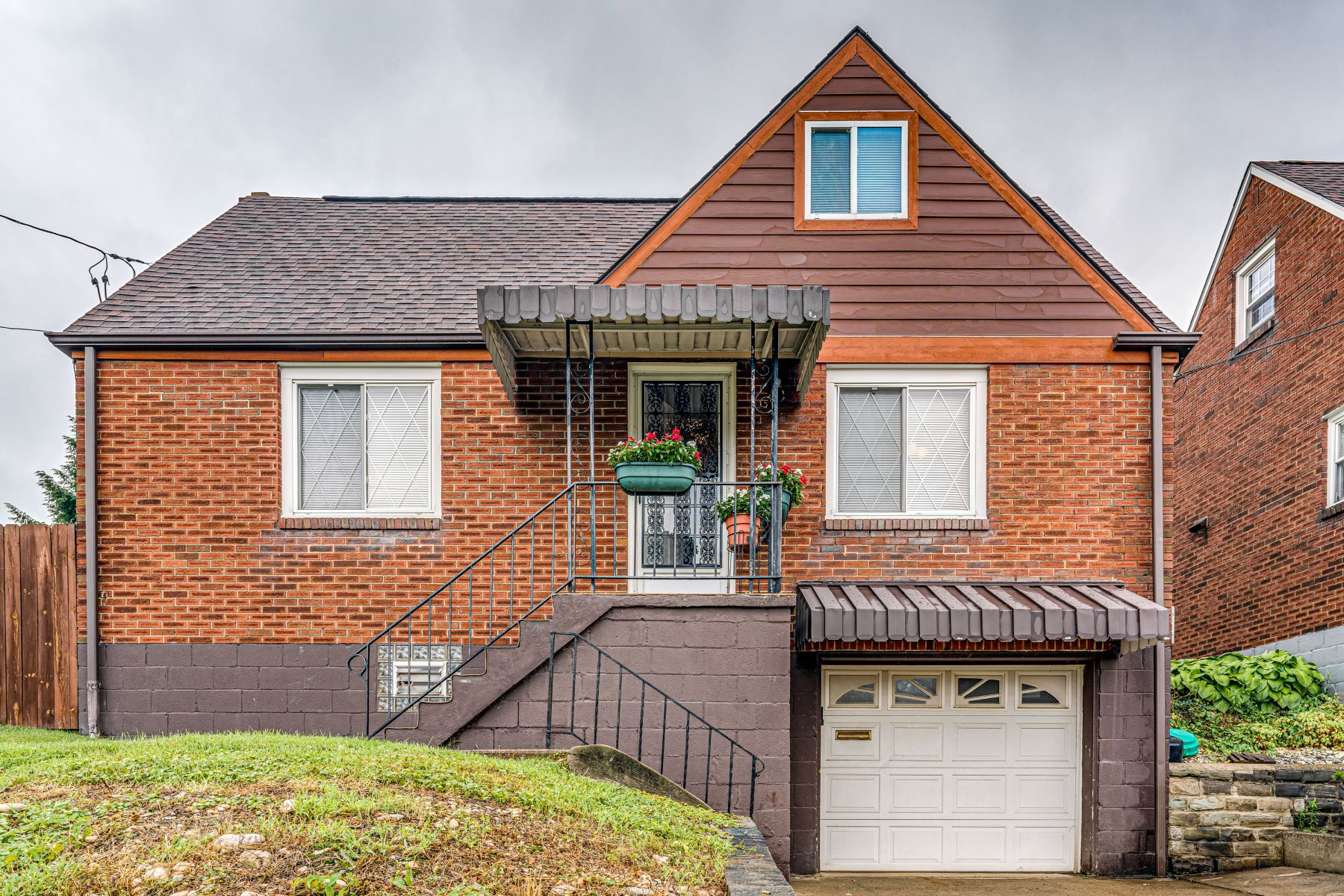 Single Family Homes for Sale at 53 May Avenue McKees Rocks, Pennsylvania 15136 United States