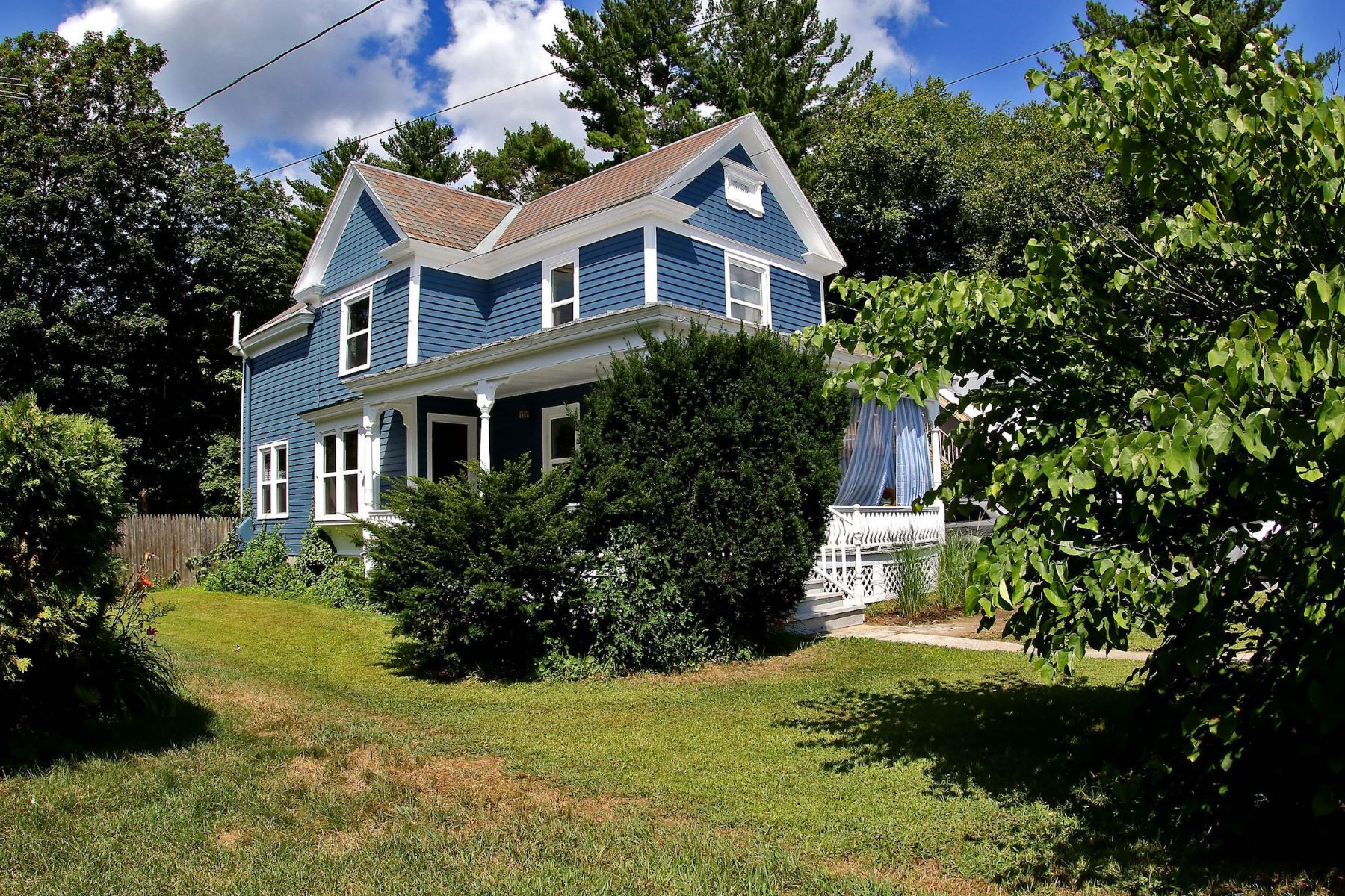 Single Family Homes for Sale at Charming Modern Colonial 265 Broadway Fort Edward, New York 12828 United States