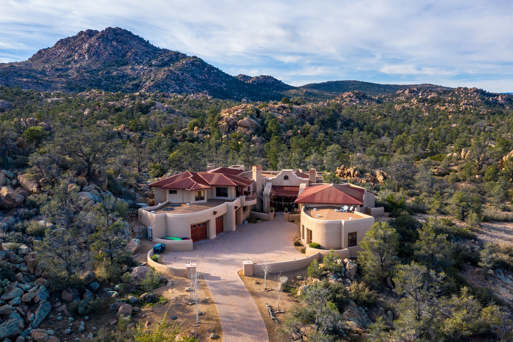 Single Family Homes for Active at American Ranch 4725 W Phantom Hill Road Prescott, Arizona 86305 United States