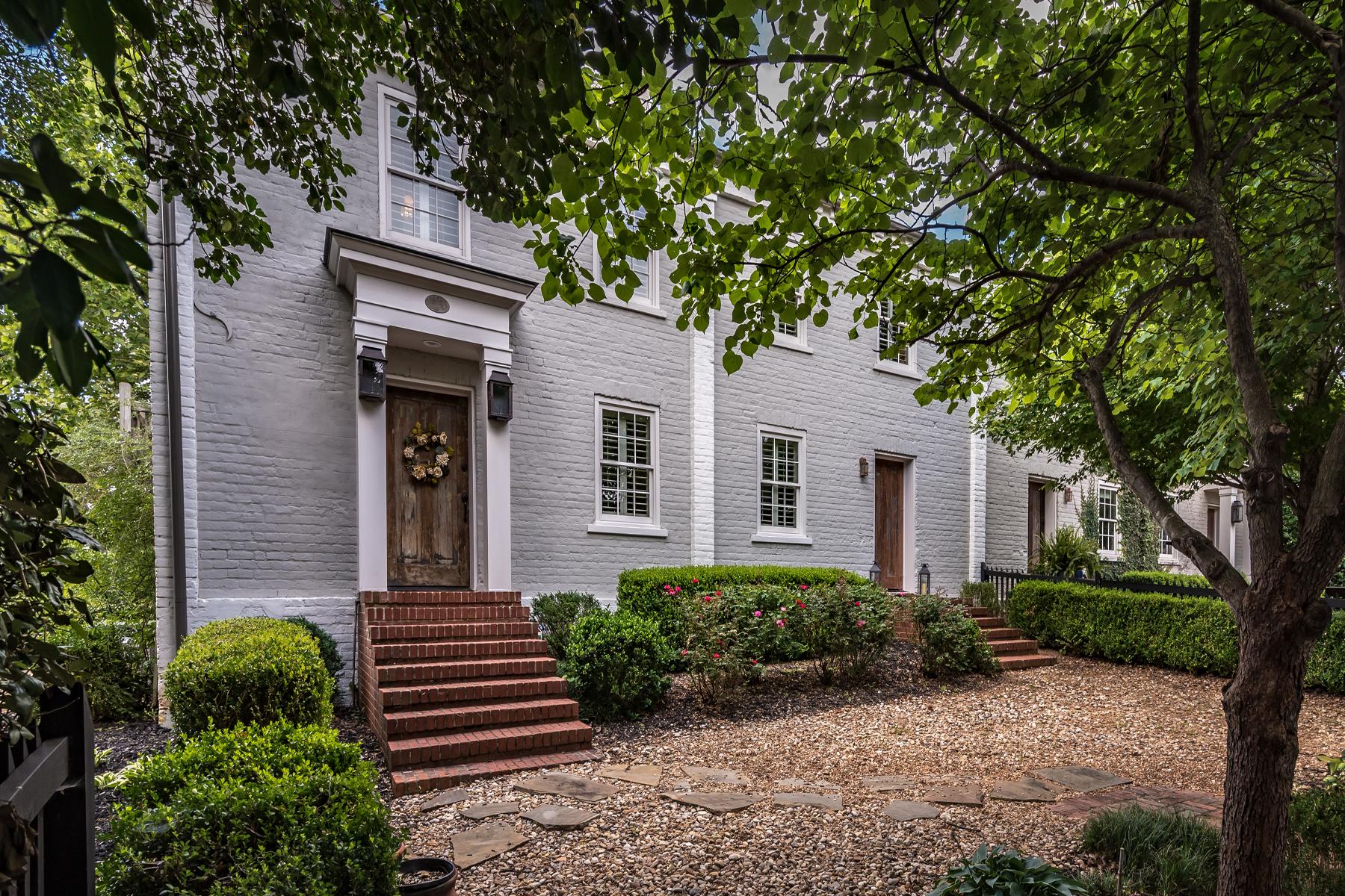 联栋屋 为 销售 在 Amazing Modern Historical Home 43 Sloan Street 罗斯威尔, 乔治亚州, 30075 美国