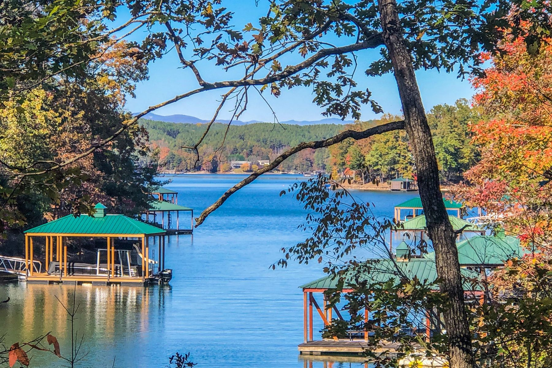 Land for Active at Waterfront with Gentle Slope CKS 1-20 Six Mile, South Carolina 29682 United States
