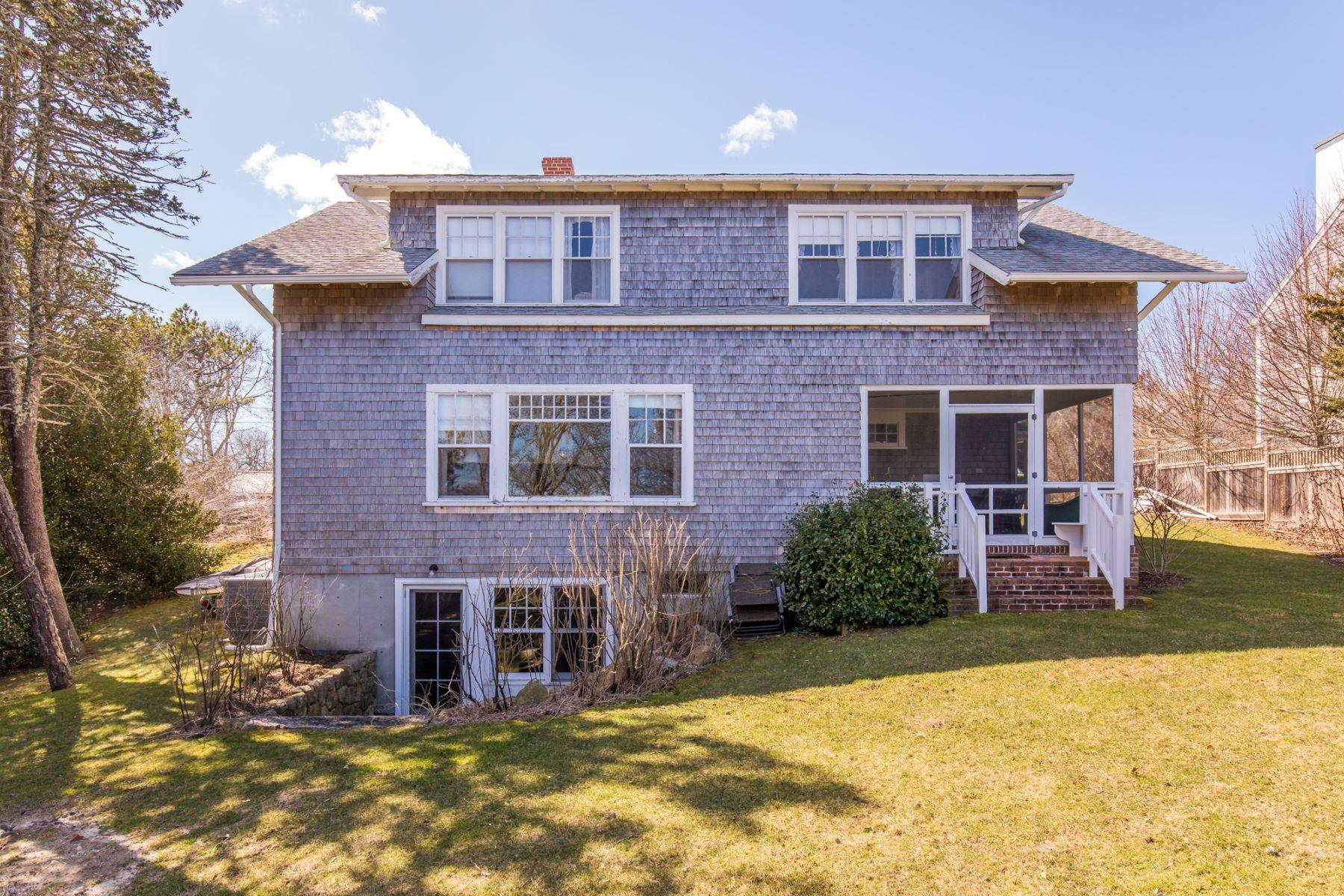獨棟家庭住宅 為 出售 在 Extraordinary property downtown 15 Cummings Way, Edgartown, 麻塞諸塞州, 02539 美國