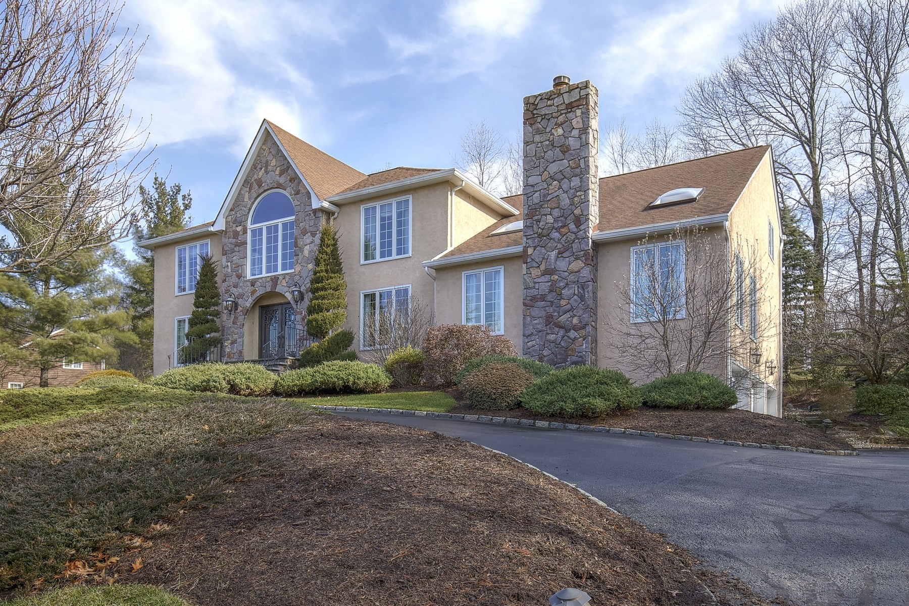 Single Family Home for Sale at Grand Colonial 12 Manchester Court Morris Township, New Jersey 07960 United States