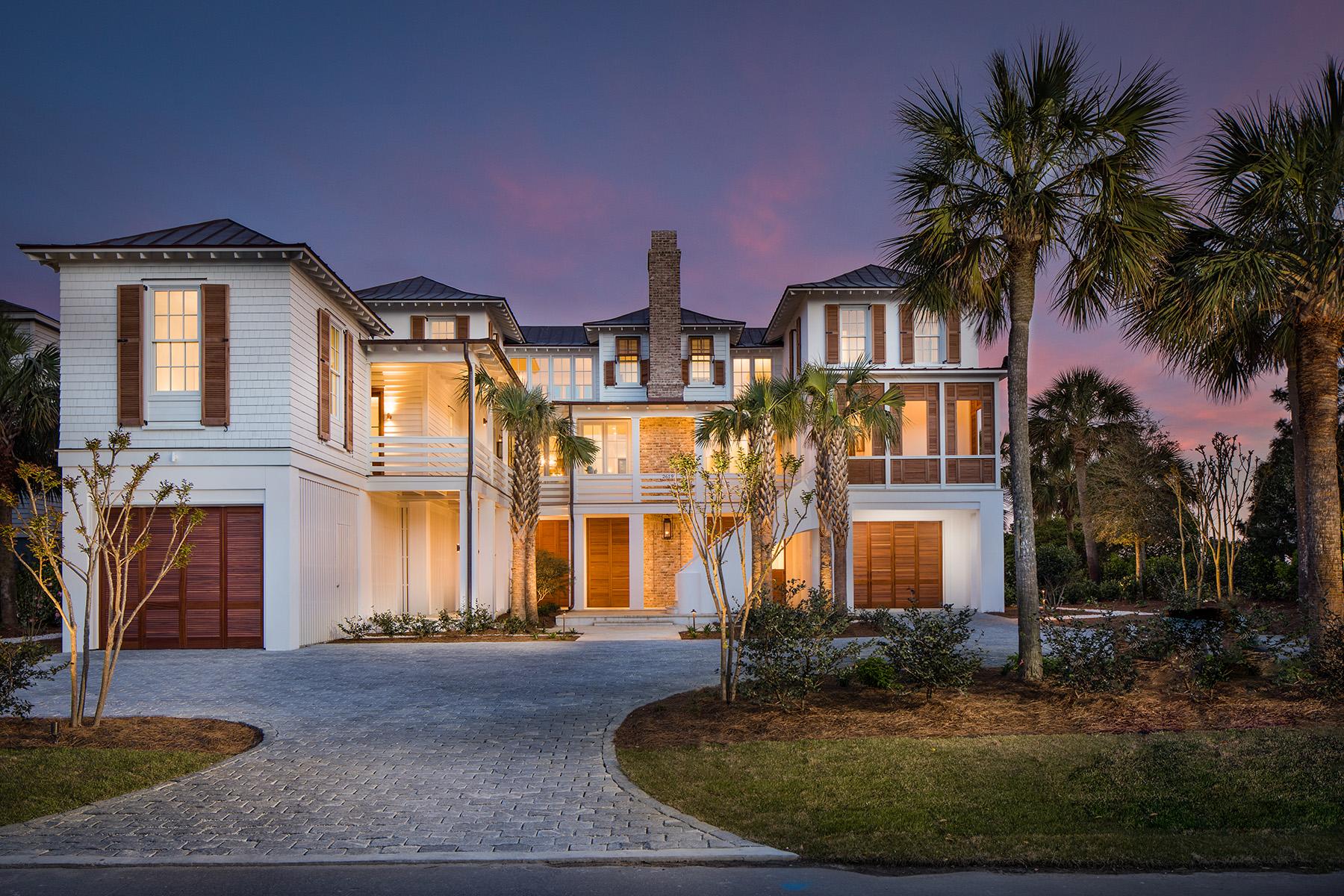 Vivienda unifamiliar por un Venta en 2619 Bayonne Street 2619 Bayonne Street Sullivans Island, Carolina Del Sur 29482 Estados Unidos