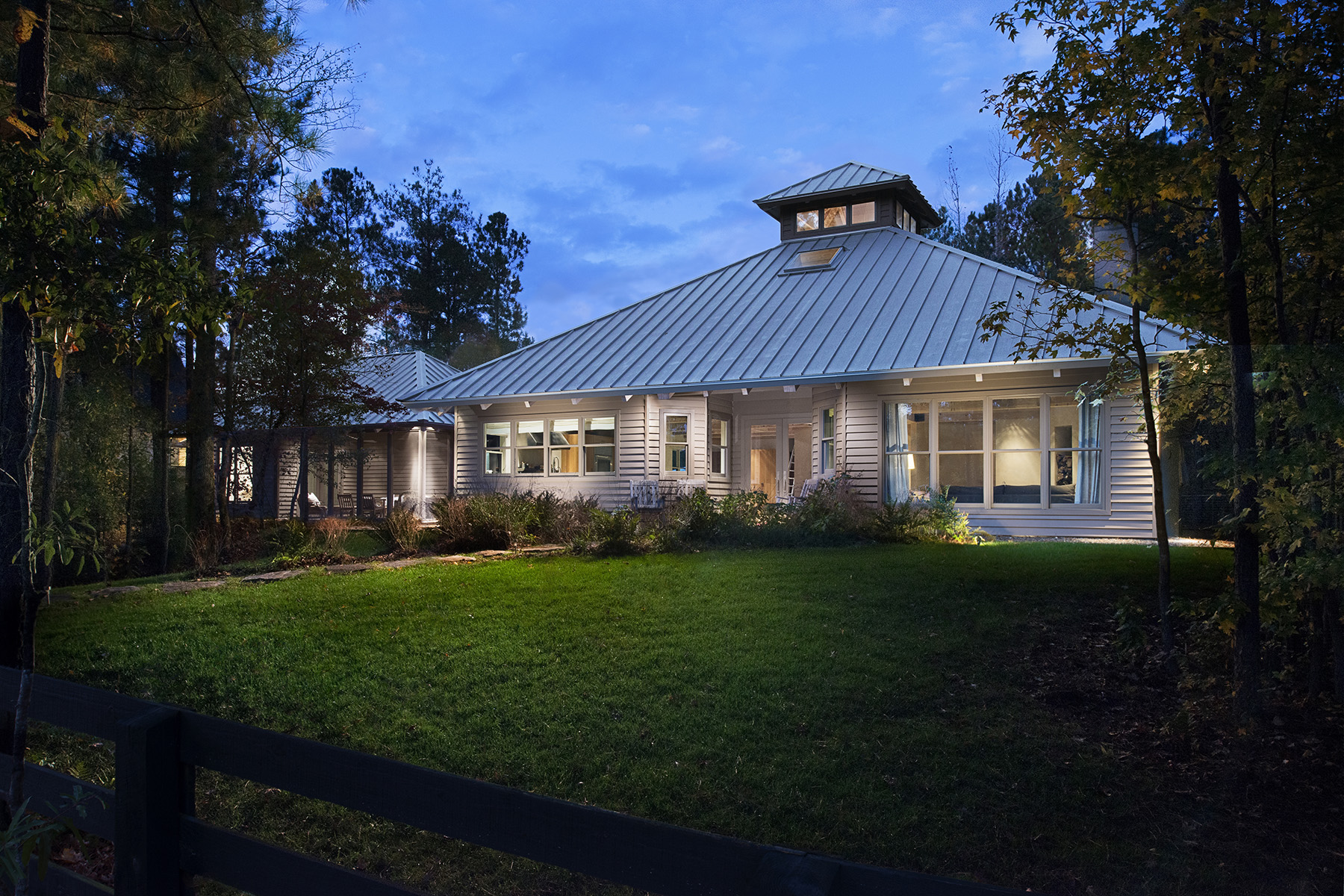 Contemporary Farmhouse with Exquisite Architecture in Serenbe 9230 Selborne Lane Chattahoochee Hills, Georgia 30268 United States