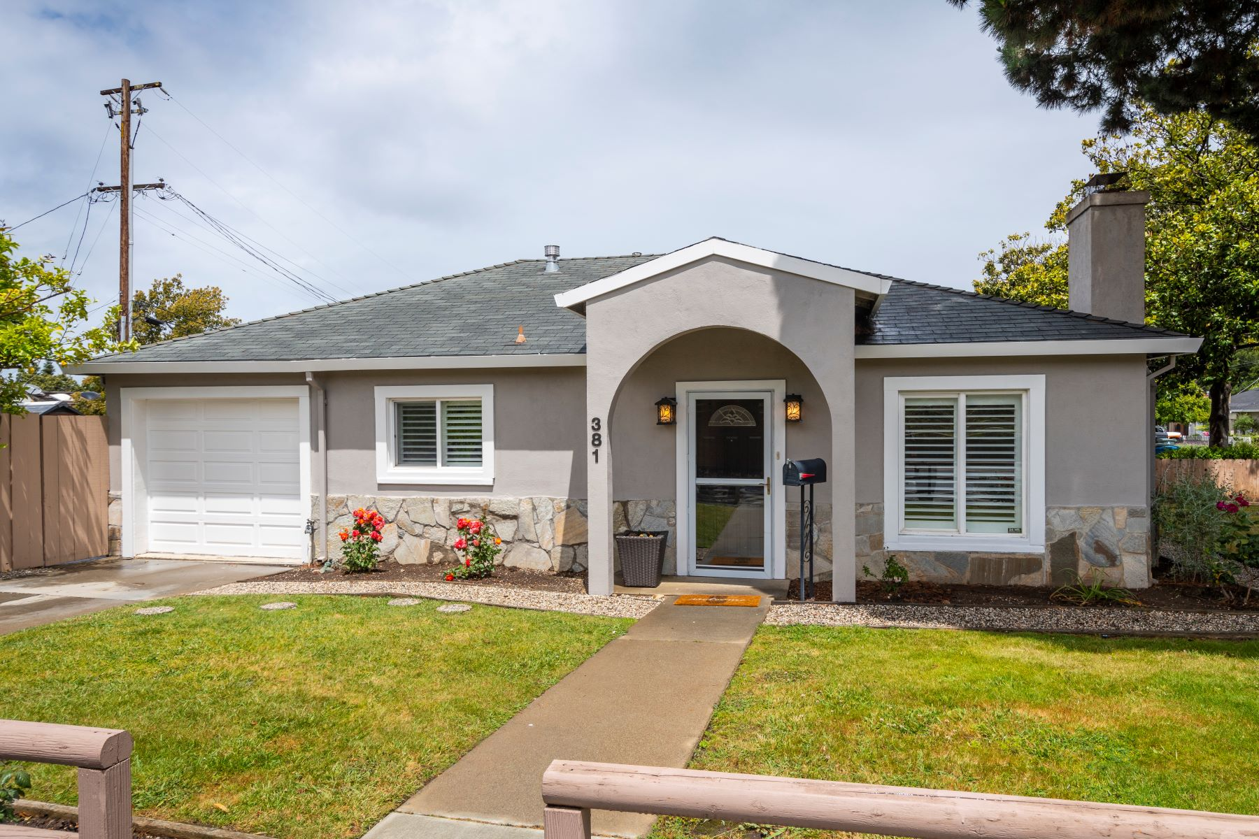 Single Family Home for Active at Adorable Home with Many Upgrades 381 Old County Road San Carlos, California 94070 United States