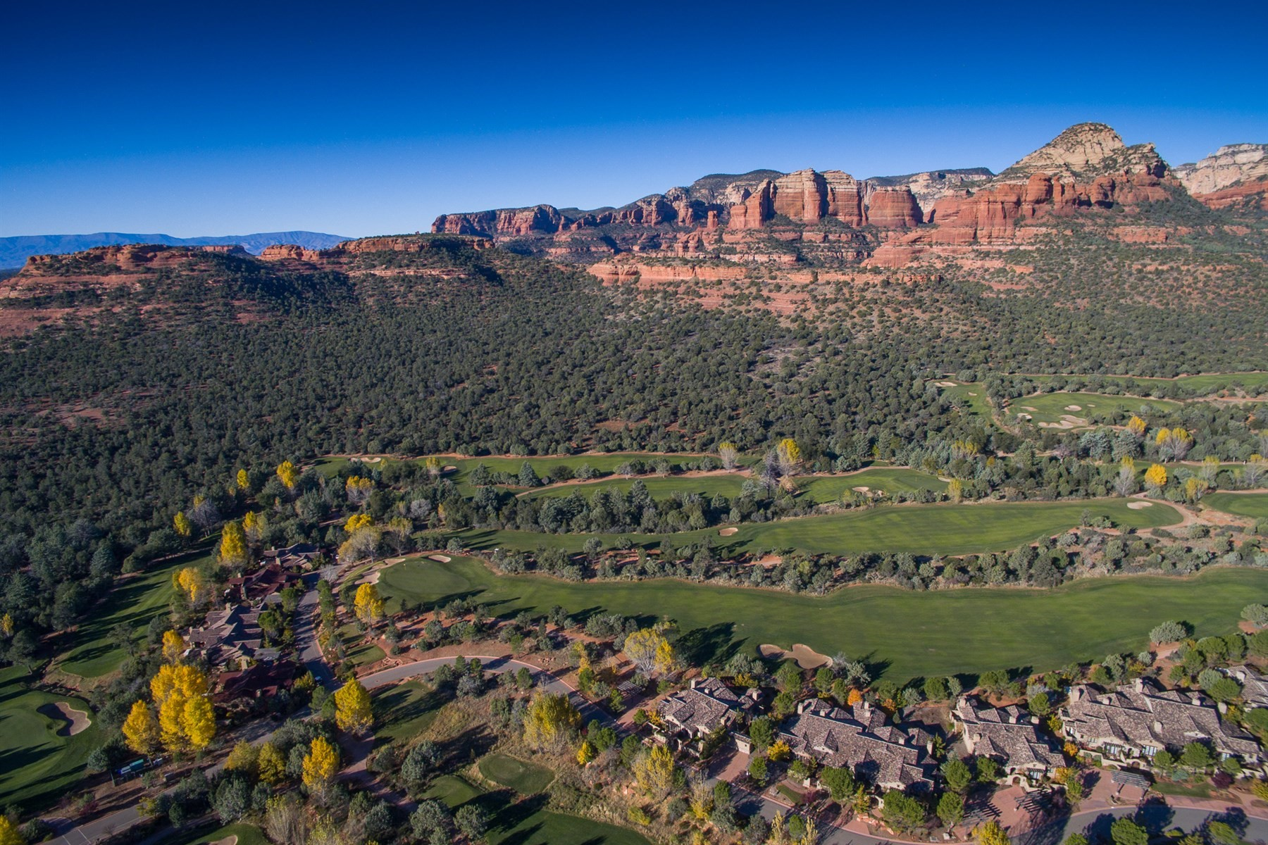 Terrain pour l Vente à Seven Canyons Golf Resort 30 W Canyon Vista Rd Sedona, Arizona, 86336 États-Unis