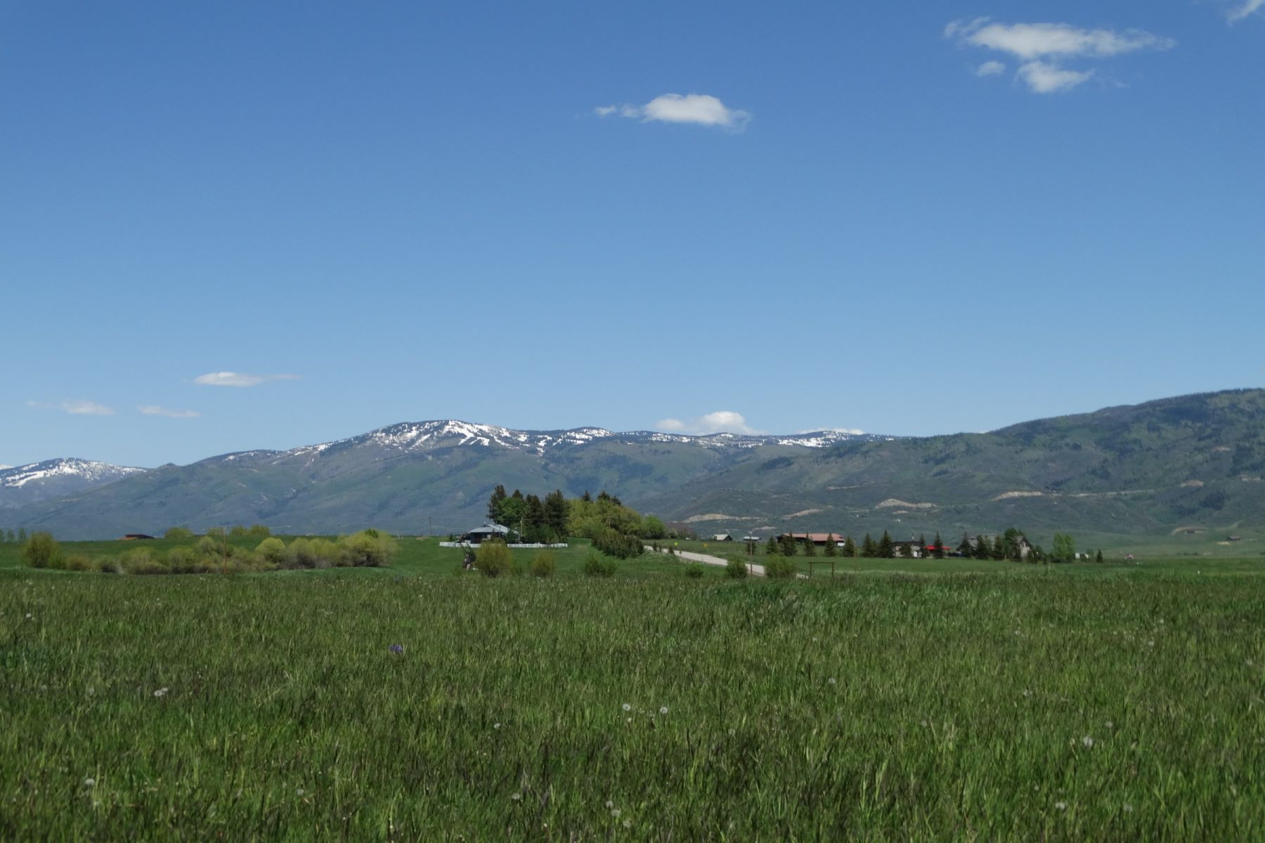 Land for Sale at South Valley Homesite 28880 County Road #14A Steamboat Springs, Colorado 80487 United States