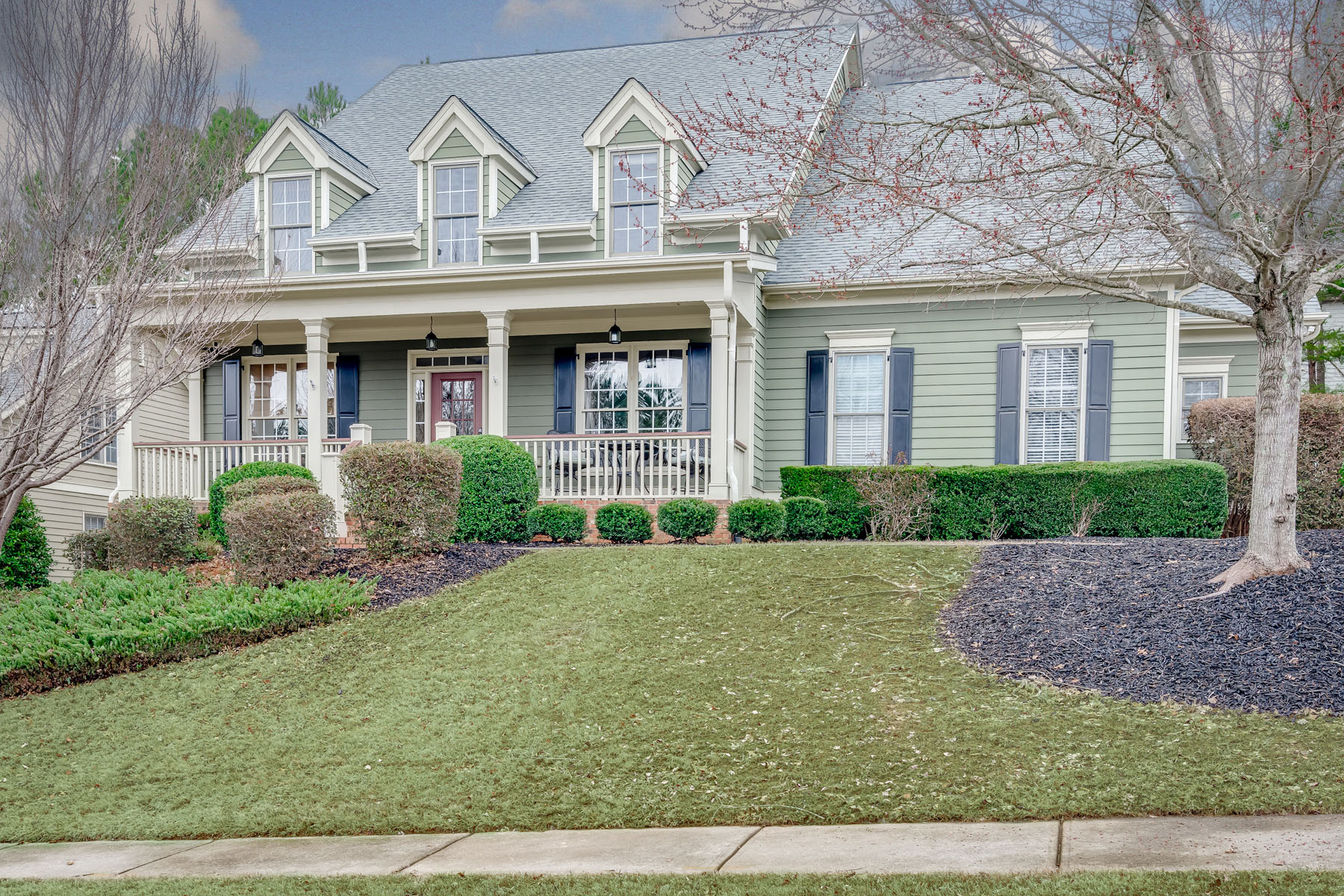 Single Family Homes for Sale at Southern Living At It's Finest 116 Arcadia Park Drive Canton, Georgia 30114 United States