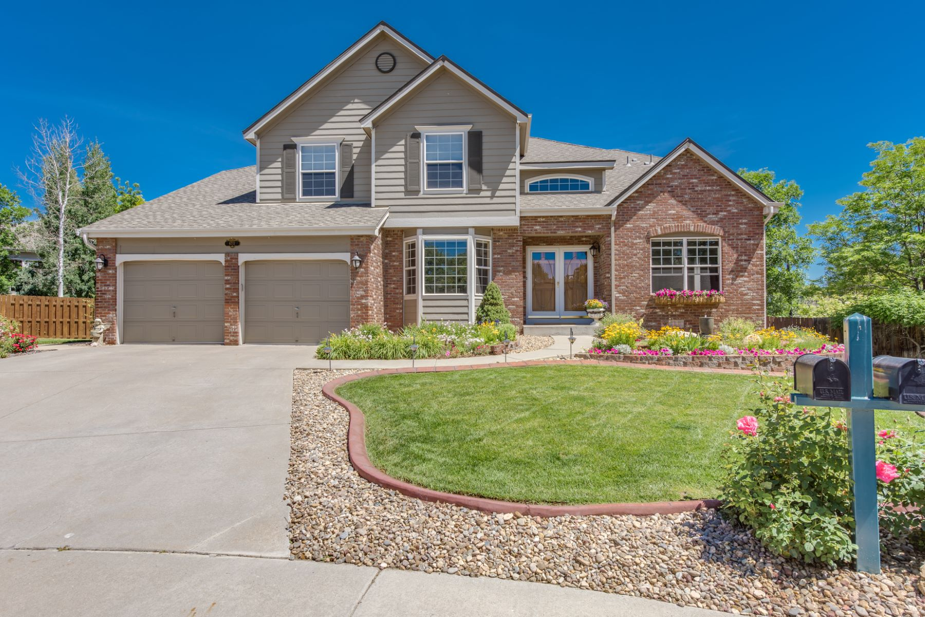 Single Family Home for Active at 6711 Secrest Circle Arvada, Colorado 80007 United States