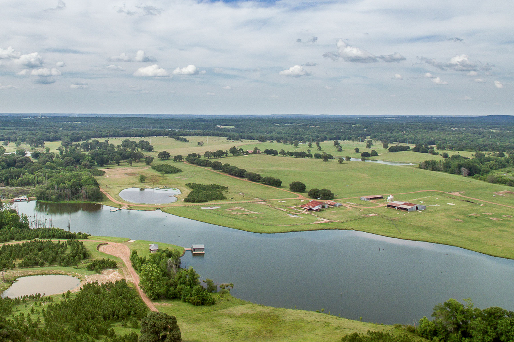 Land for Sale at Five Creeks Ranch 1951 Haggard Lane Athens, Texas 75752 United States