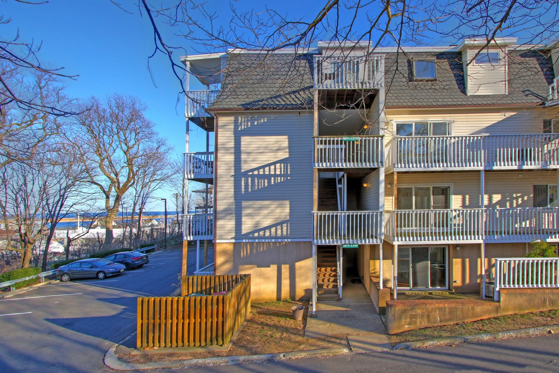 Condominium for Sale at Vista Bay 100 Navesink Ave. #9, Highlands, New Jersey 07732 United States