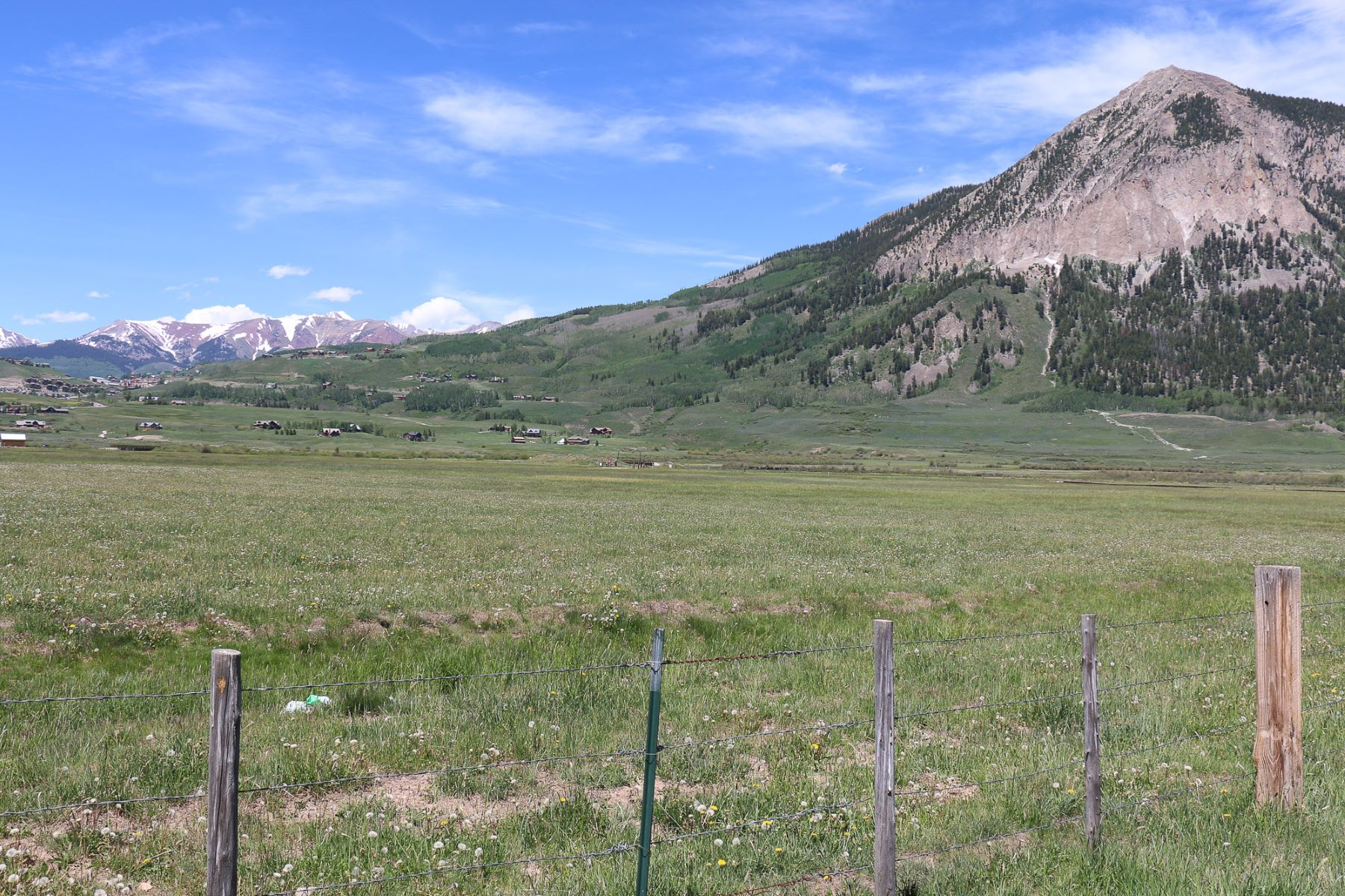 Land for Sale at Town of Crested Butte Homesite 927 Belleview Avenue Crested Butte, Colorado, 81224 United States