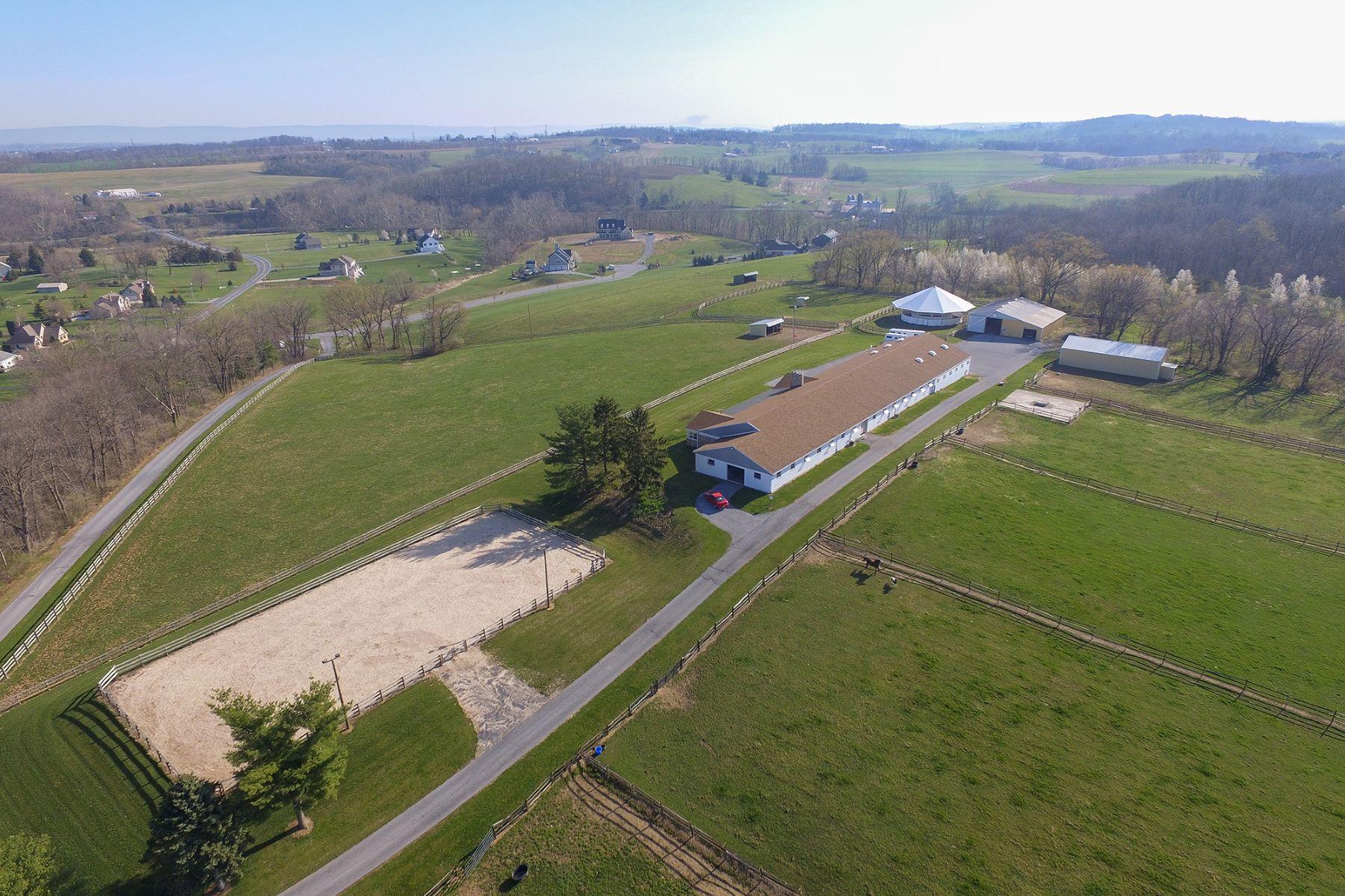 Farm / Ranch / Plantation for Sale at 2 Carson Lane Annville, Pennsylvania 17003 United States