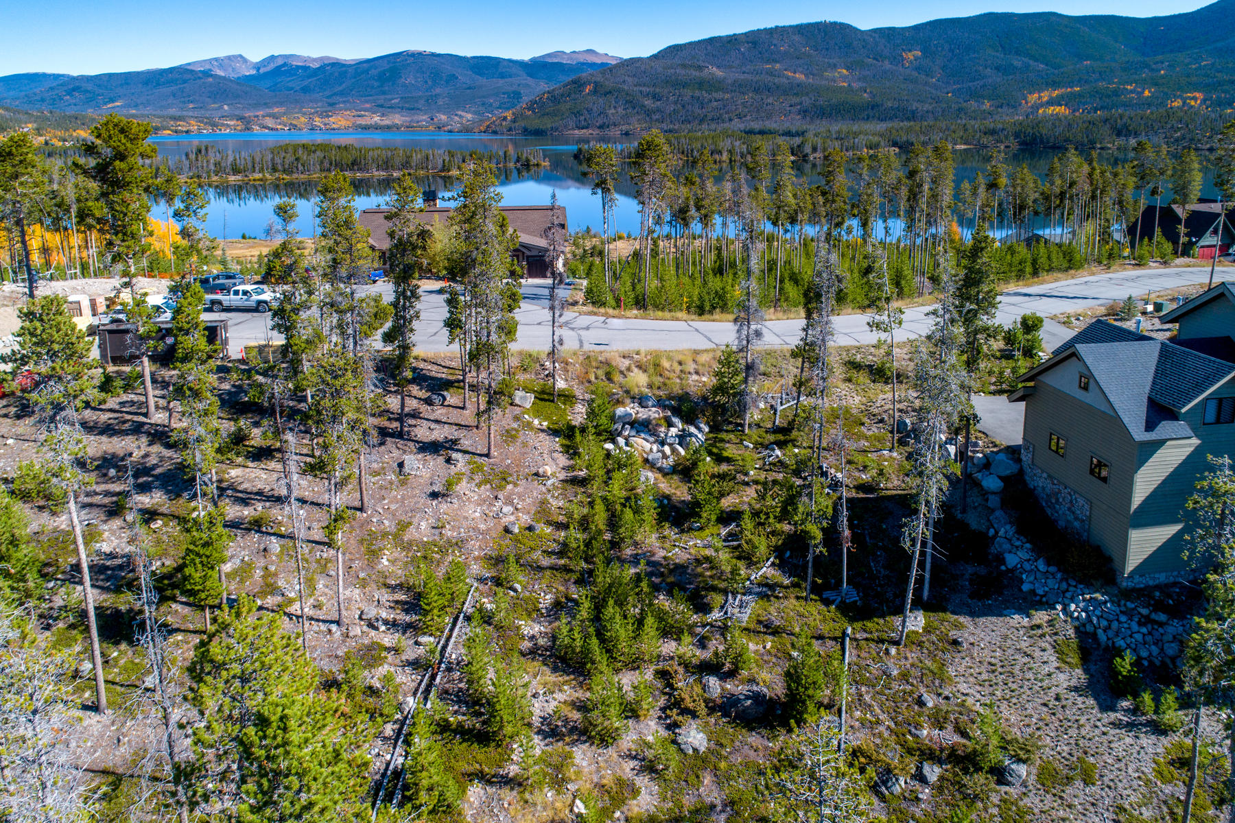 Land for Active at Amazing opportunity to own a beautiful home site. 650 Canal View Dr Grand Lake, Colorado 80447 United States