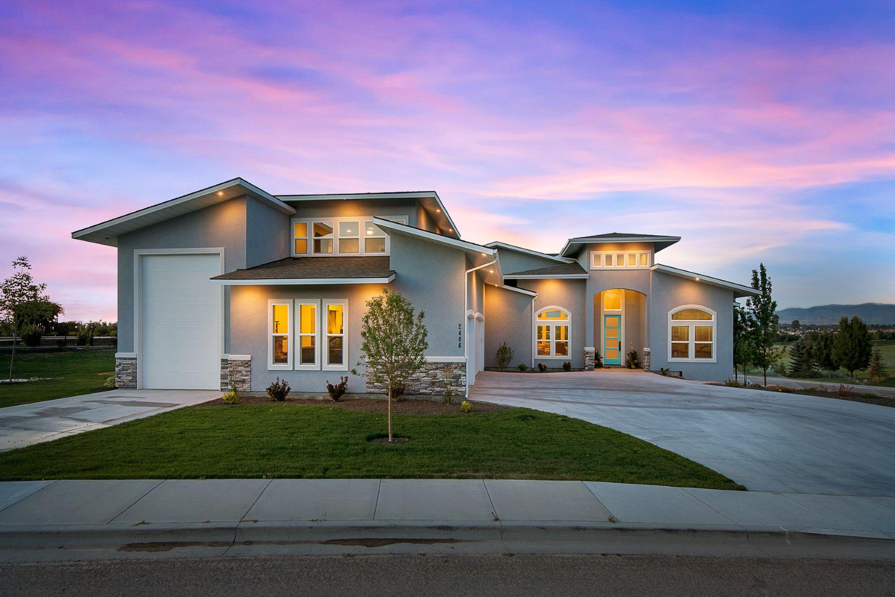 一戸建て のために 売買 アット 2406 Hyper, Meridian Meridian, アイダホ, 83642 アメリカ合衆国