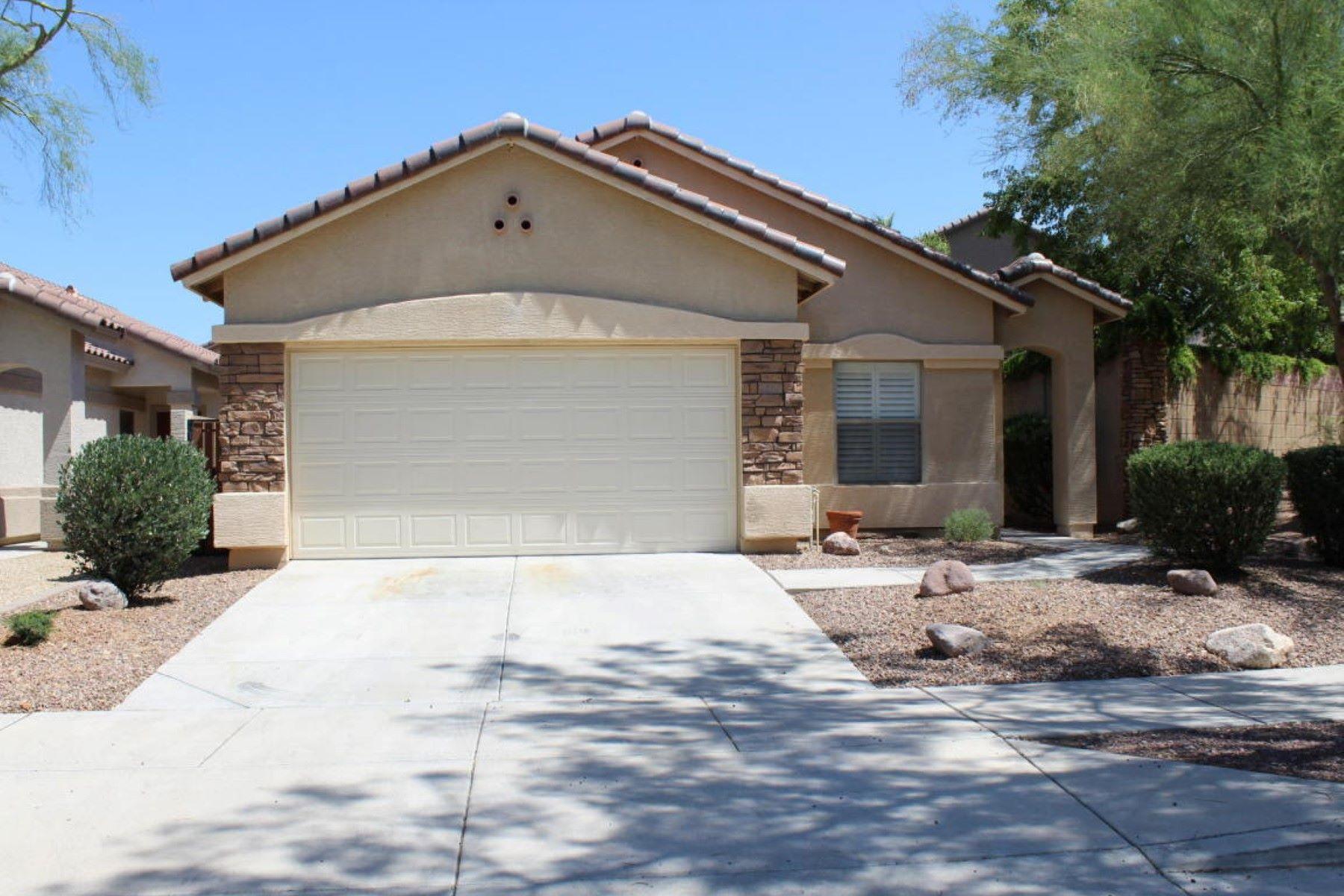 واحد منزل الأسرة للـ Rent في Great 3 Bedroom Home With Den 2566 W Woburn Ln, Phoenix, Arizona, 85085 United States