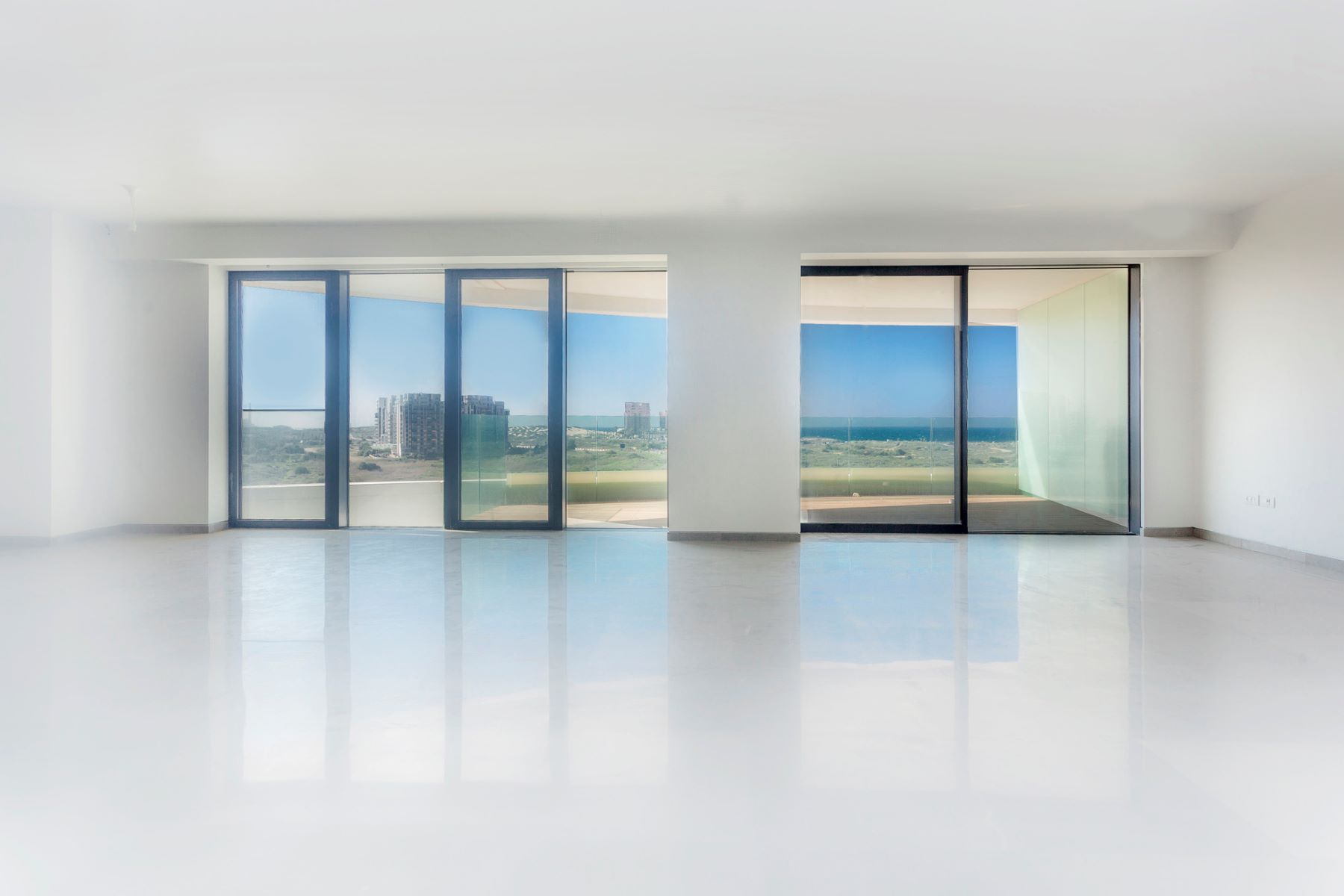Apartment for Sale at New Modern Seafront Apartment in Blue Towers Tel Aviv, Israel Israel