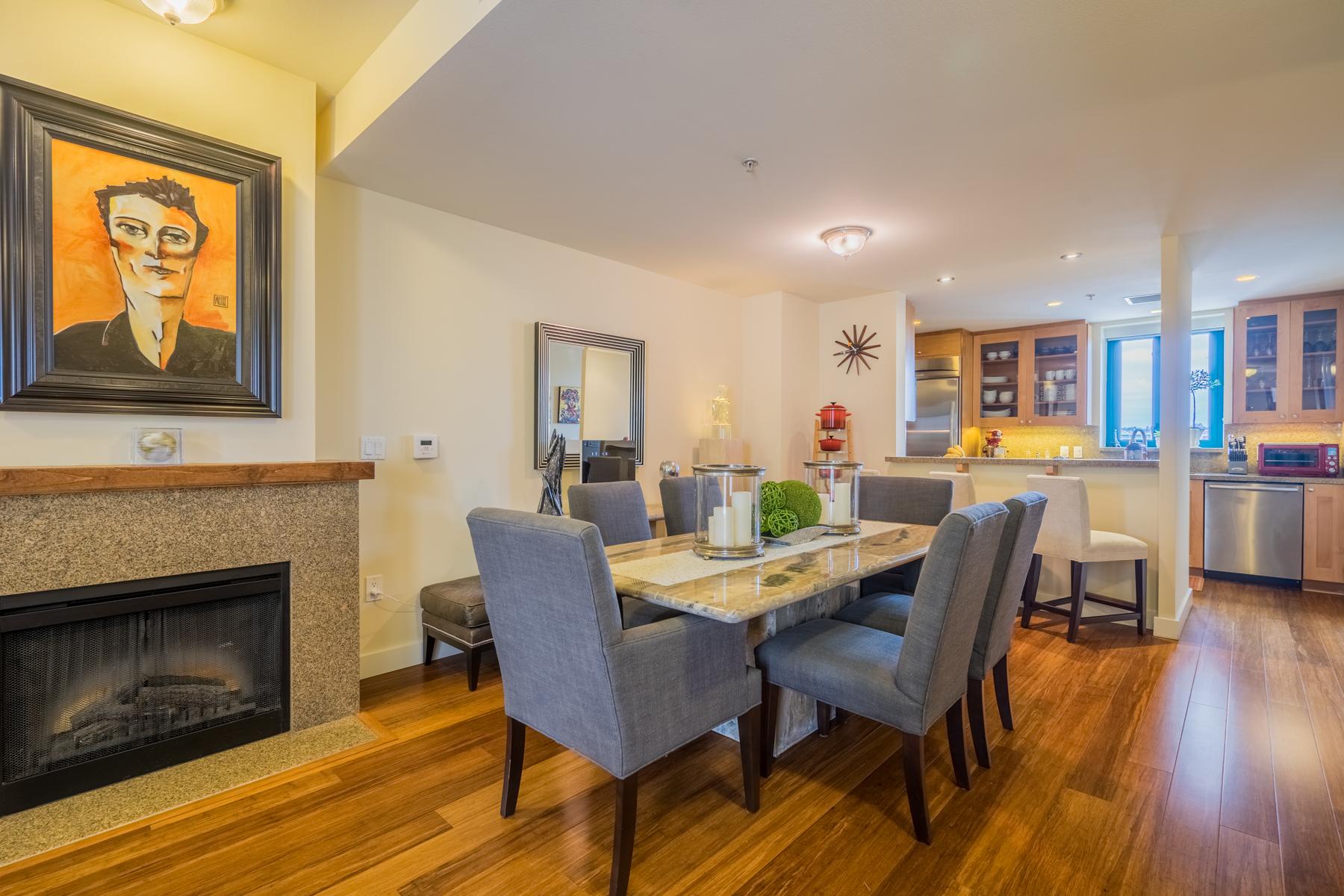 Appartement en copropriété pour l Vente à 700 W E Street, 518 Downtown San Diego, San Diego, Californie, 92101 États-Unis