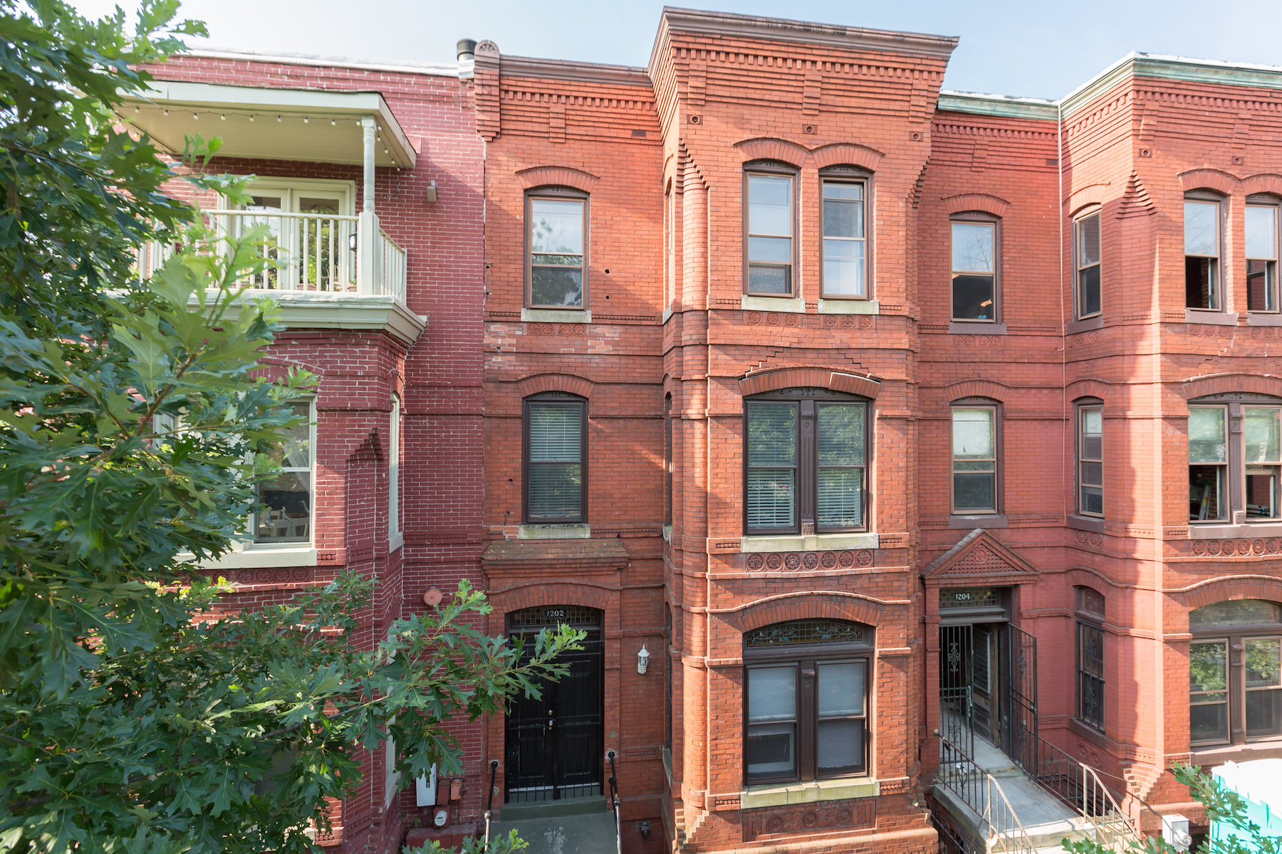 Multi-Family Home for Sale at 1202 P Street Nw, Washington Washington, District Of Columbia, 20005 United States