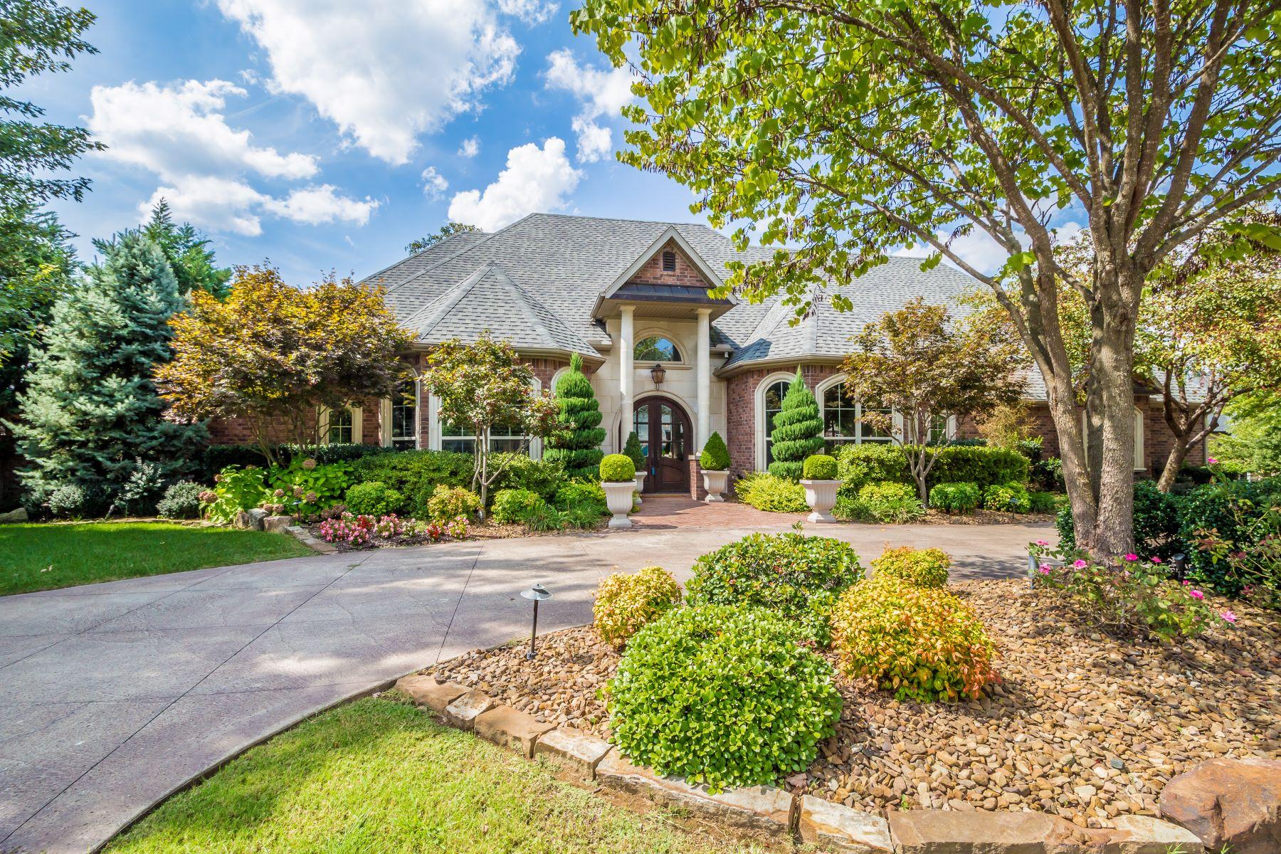 Single Family Homes for Sale at 22 W. Nottingham Lane Rogers, Arkansas 72758 United States