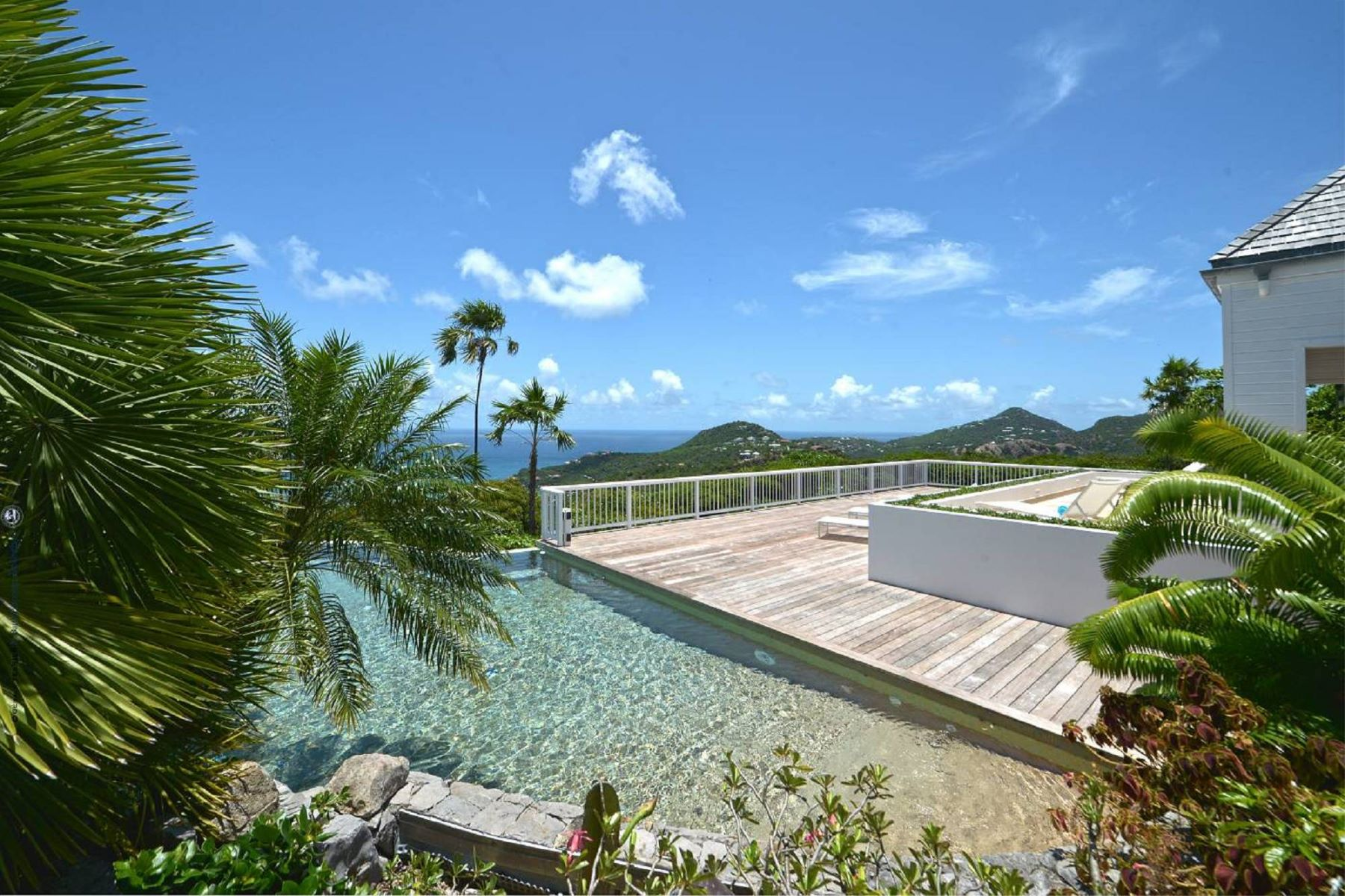 Single Family Home for Sale at Villa L'Adrech Lurin, Lurin, 97133 St. Barthelemy