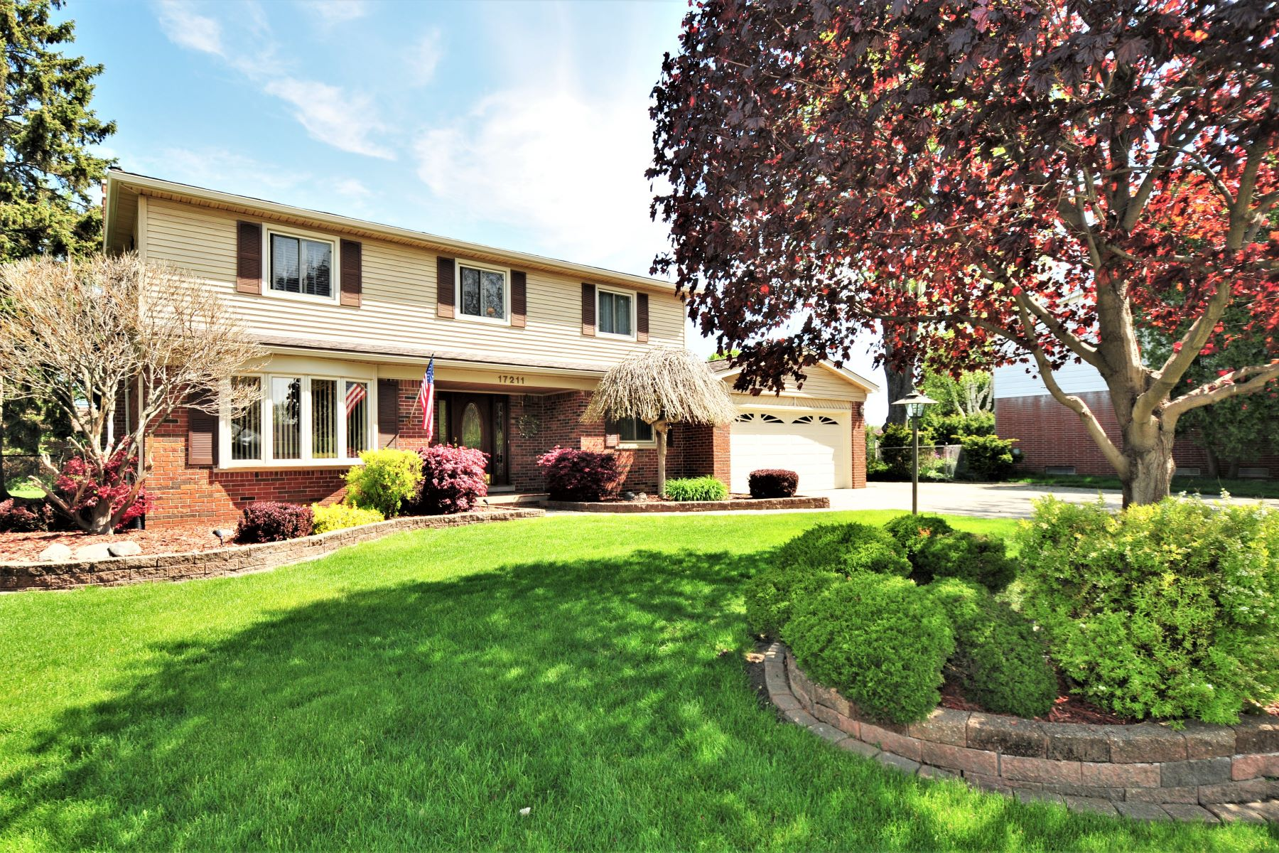 Single Family Homes for Sale at Clinton Twp 17211 Tremlett Clinton Township, Michigan 48035 United States
