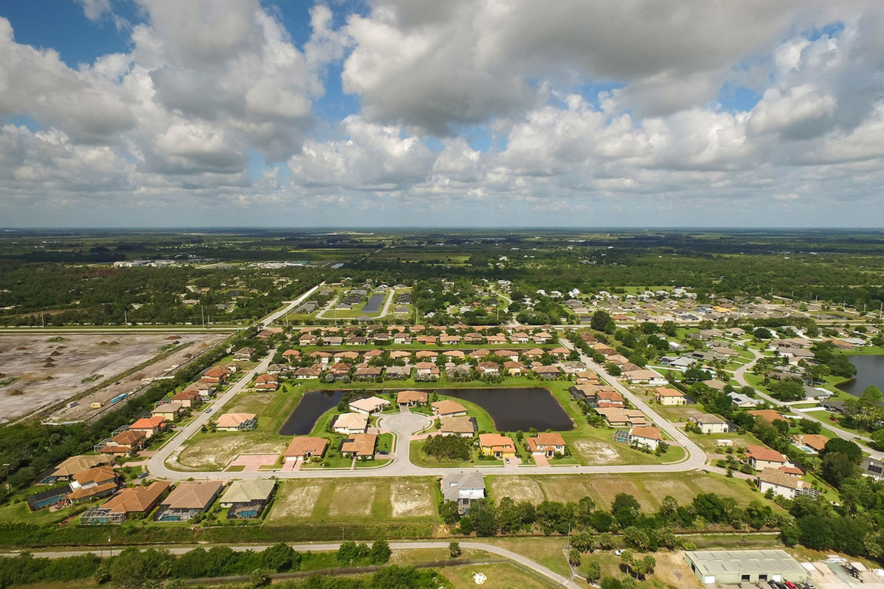 Terreno por un Venta en 15 Home sites in Eagle Trace 6230 55th Avenue Vero Beach, Florida, 32967 Estados Unidos