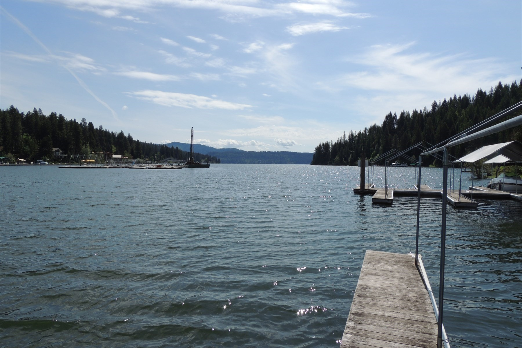 Land for Sale at CDA Secondary Waterfront NNA S Watson Rd Coeur D Alene, Idaho 83814 United States