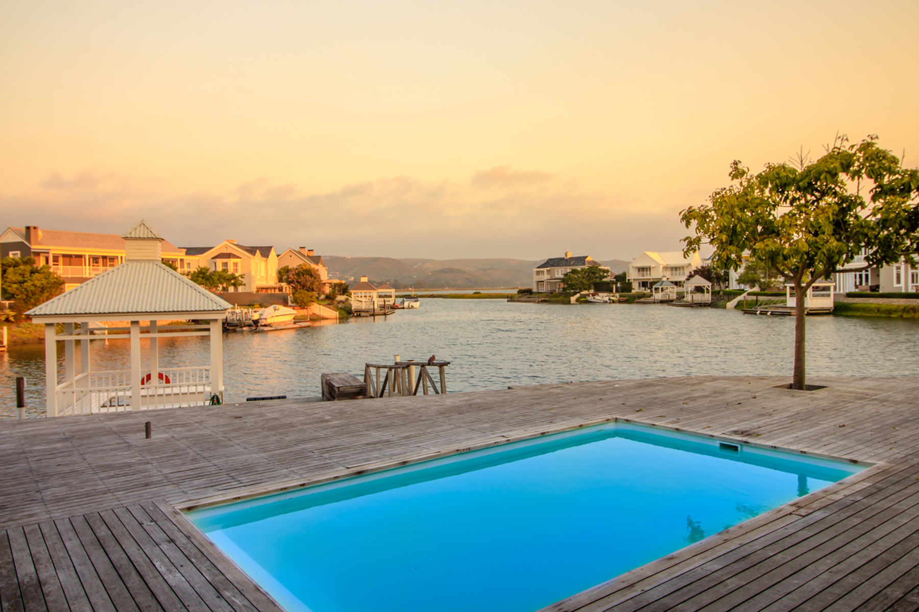 Additional photo for property listing at Thesen Island  Knysna, Western Cape 6571 South Africa