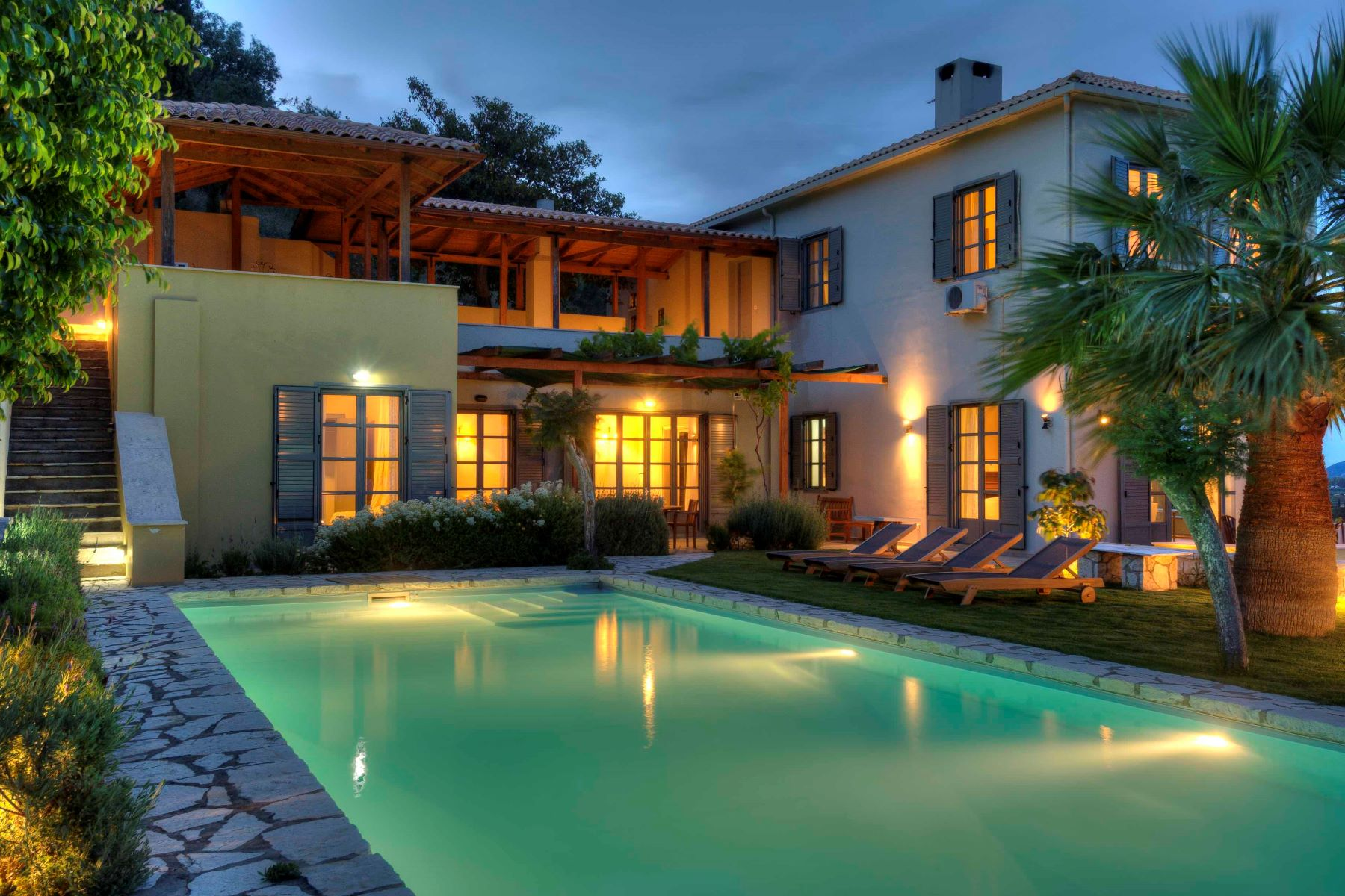 Single Family Homes 为 销售 在 Lithakia Amelia 扎金索斯岛, 伊奥尼亚群岛 29092 希腊