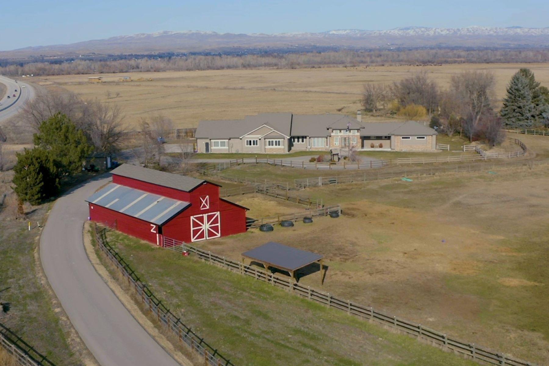 Single Family Homes por un Venta en 7000 Pollard Lane Meridian, Idaho 83646 Estados Unidos