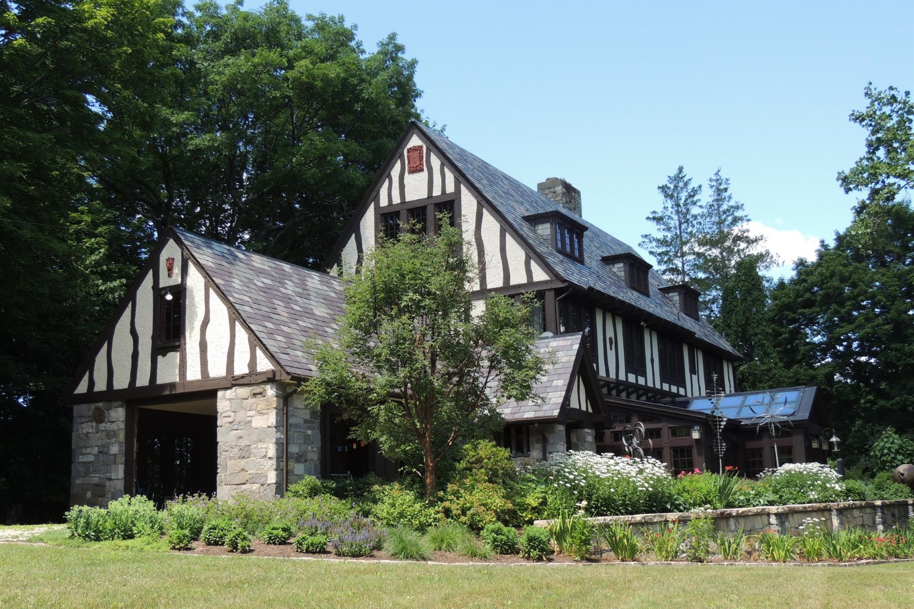 Single Family Home for Sale at Vintage Allure 26 Mansion Drive Copake, New York 12516 United States