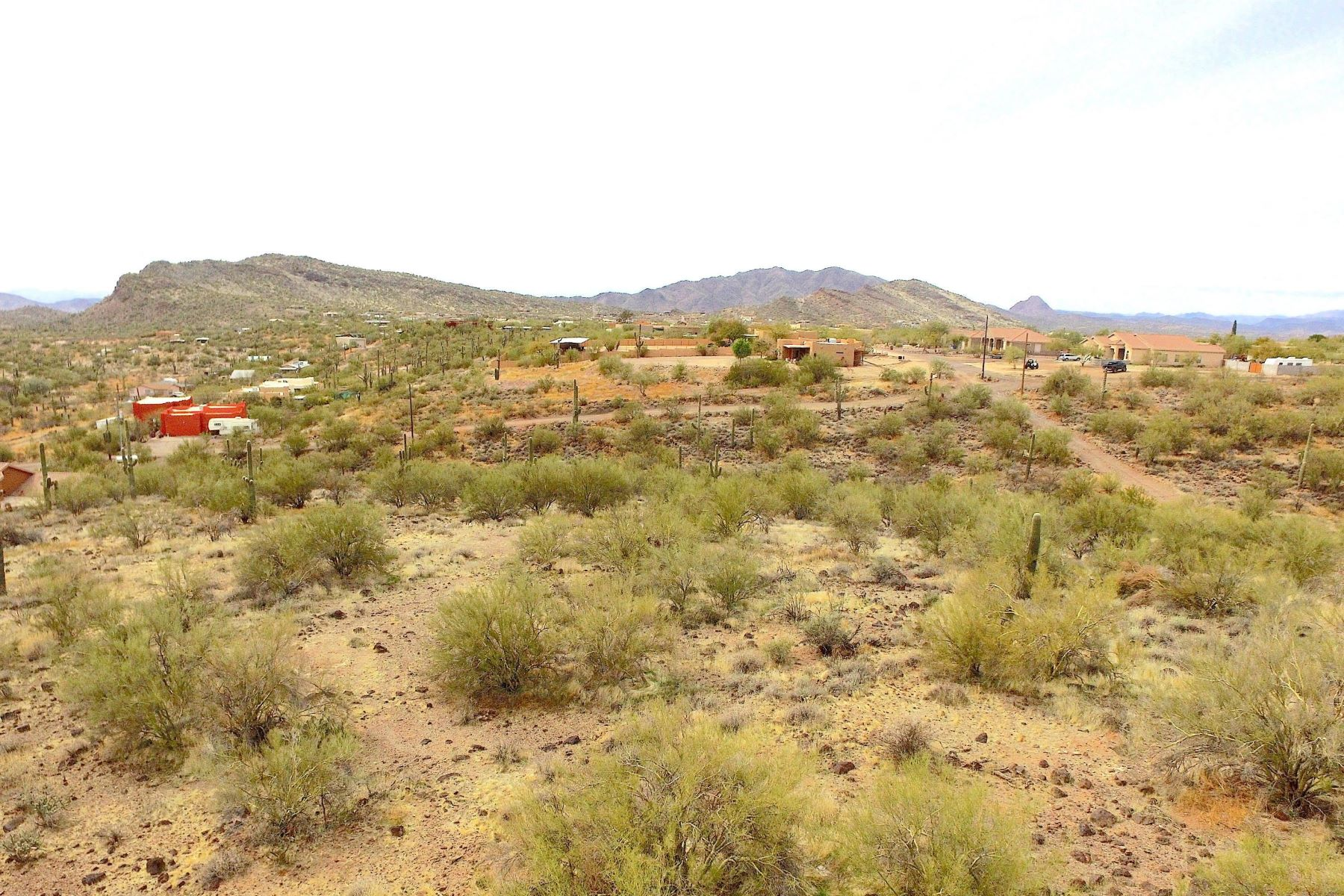 Land for Active at Gently Sloping Lot With Gorgeous Views 43XX1 N 20th St Lot 1 New River, Arizona 85087 United States