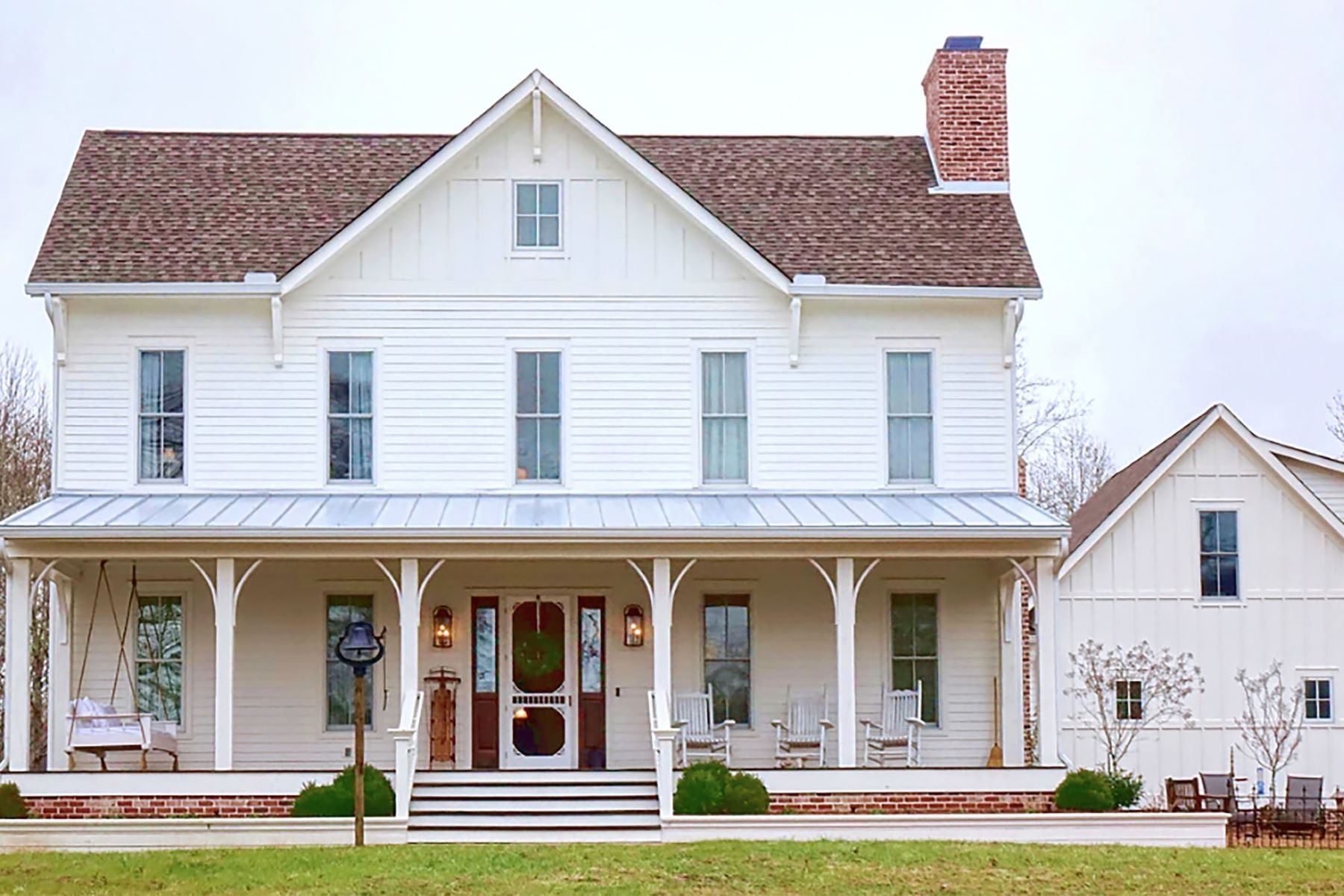Single Family Homes para Venda às Modern Farmhouse 1744 Swansons Ridge Drive, Franklin, Tennessee 37064 Estados Unidos