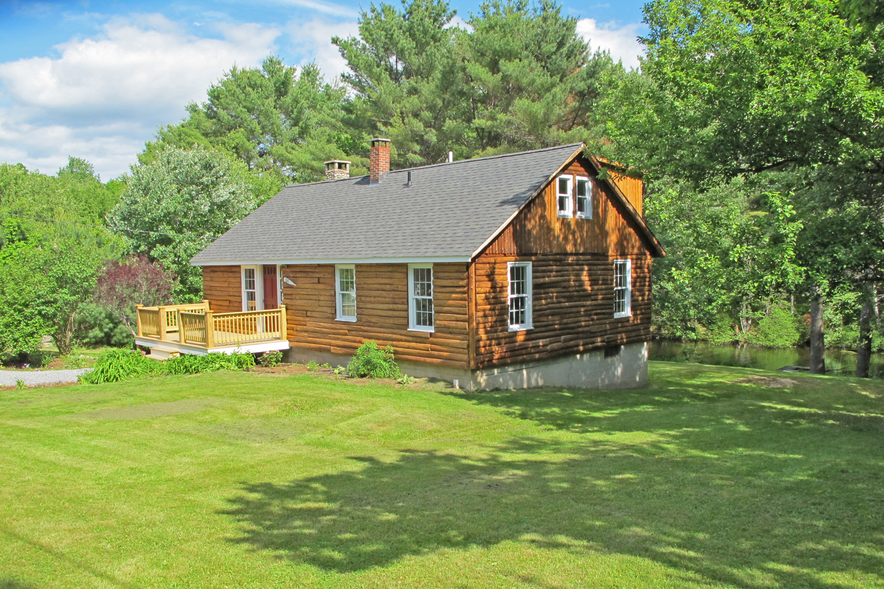 Single Family Home for Sale at 29 Biscay Lake Shores Bristol, Maine, 04539 United States
