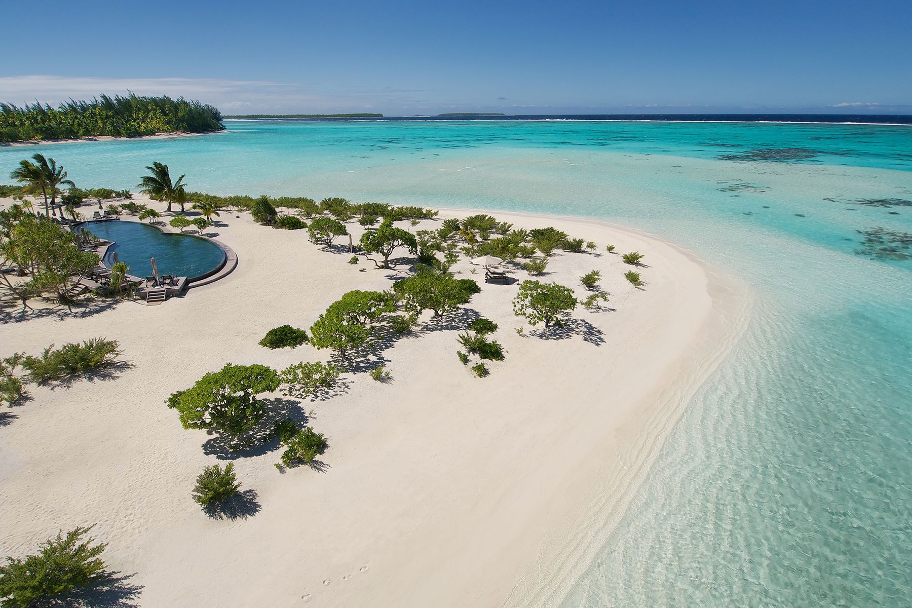 Single Family Homes のために 賃貸 アット Le Brando in Tetiaroa French Polynesia
