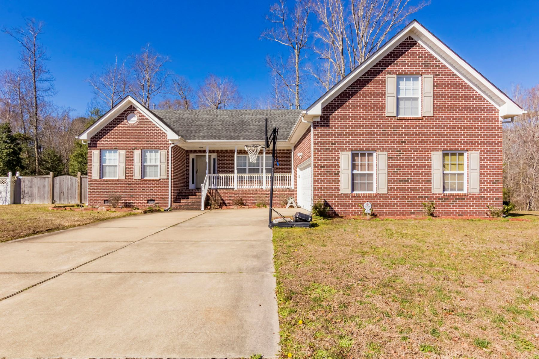 Single Family Home for Sale at King's Greene 1030 Cathedral Drive Suffolk, Virginia 23434 United States
