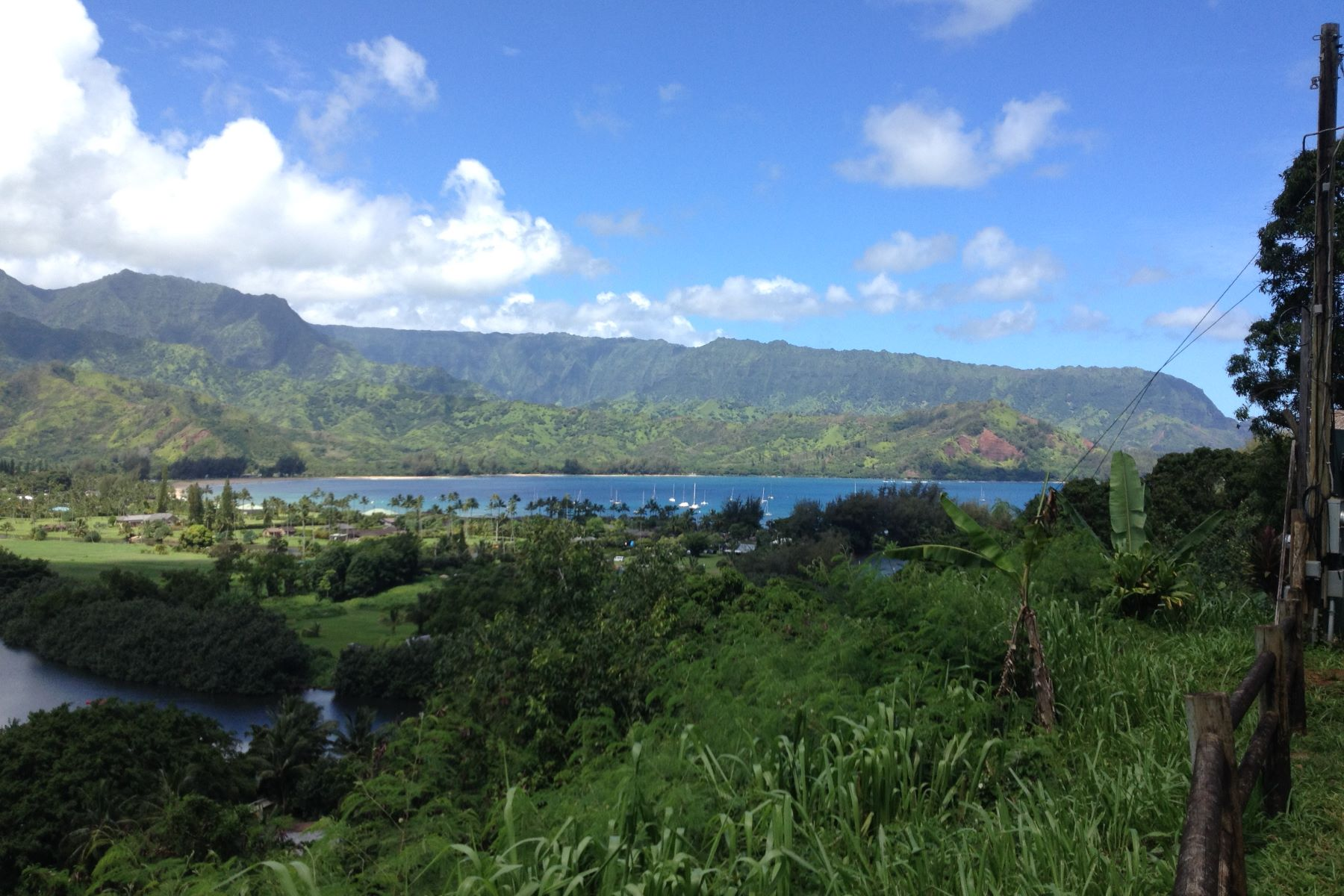 Single Family Home for Sale at Views! Views! Views! 5219 Hanalei Plantation Road Hanalei, Hawaii 96714 United States