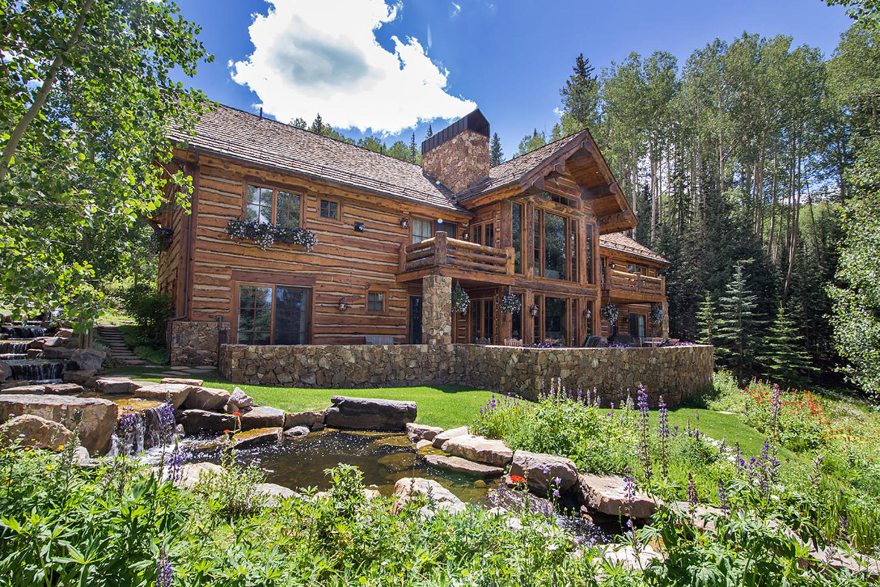 Single Family Homes for Sale at 101 Rocky Road Mountain Village, Colorado 81435 United States