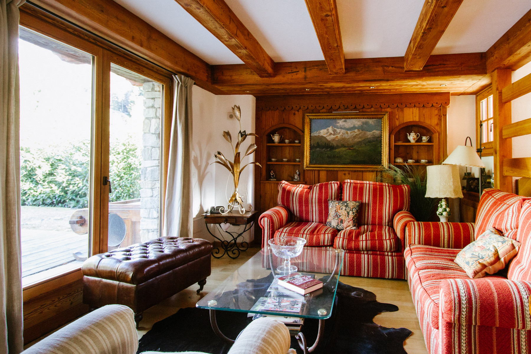 Additional photo for property listing at Luxury Chalet on three levels surrounded by the mountains Pre Saint Didier, Aosta Italia